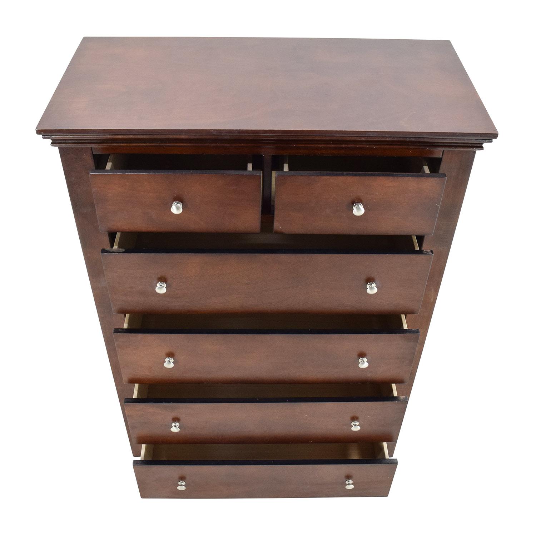Mahogany Dresser discount