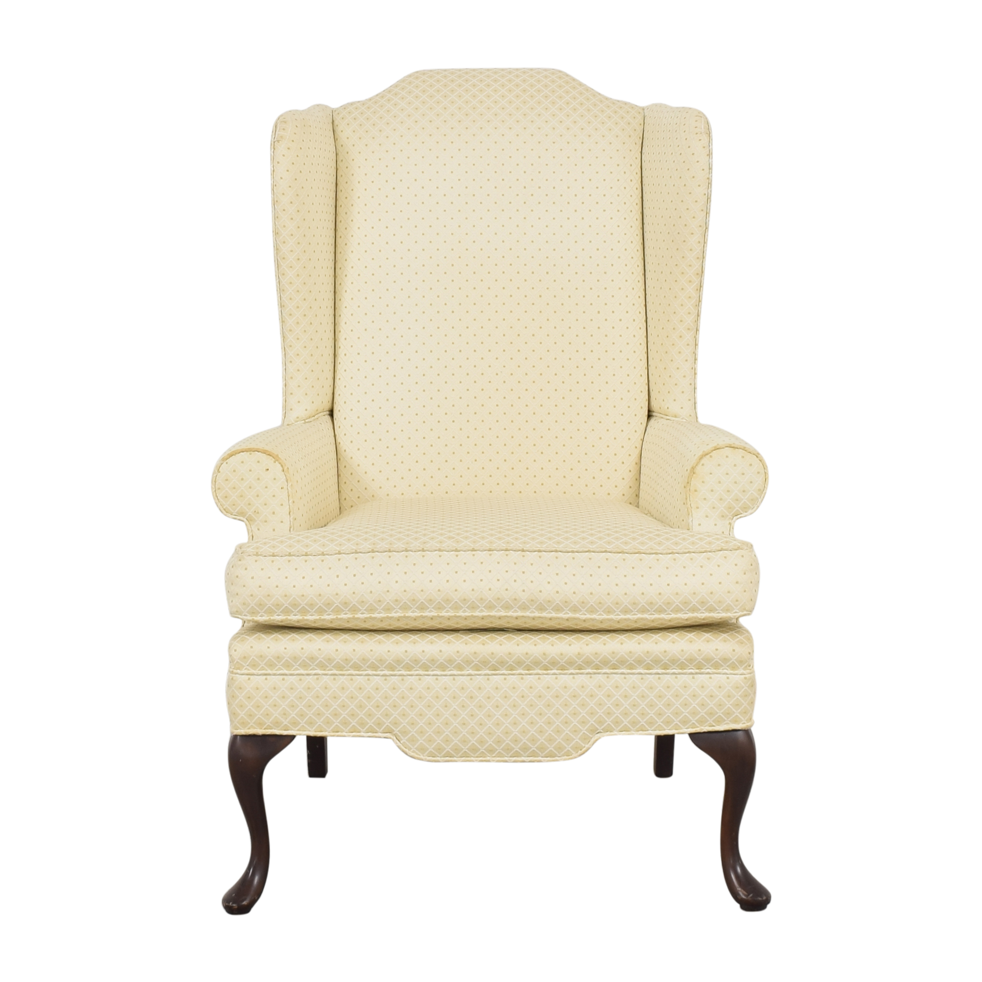 buy Manovers Vintage Wingback Chair  Chairs