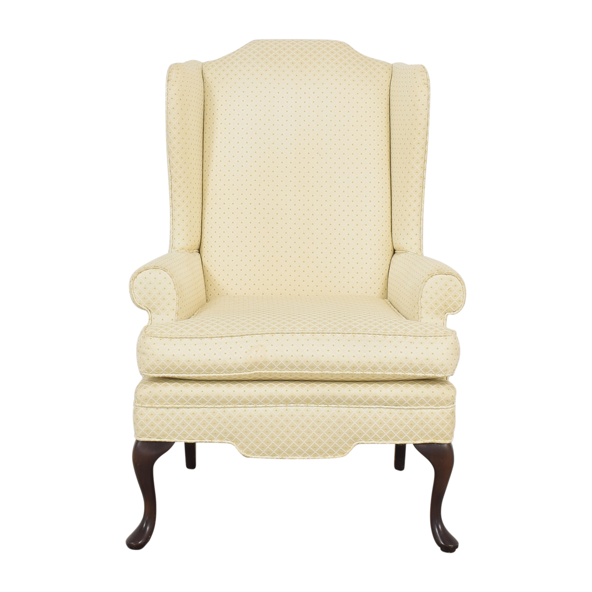 Manovers Vintage Wingback Chair ma