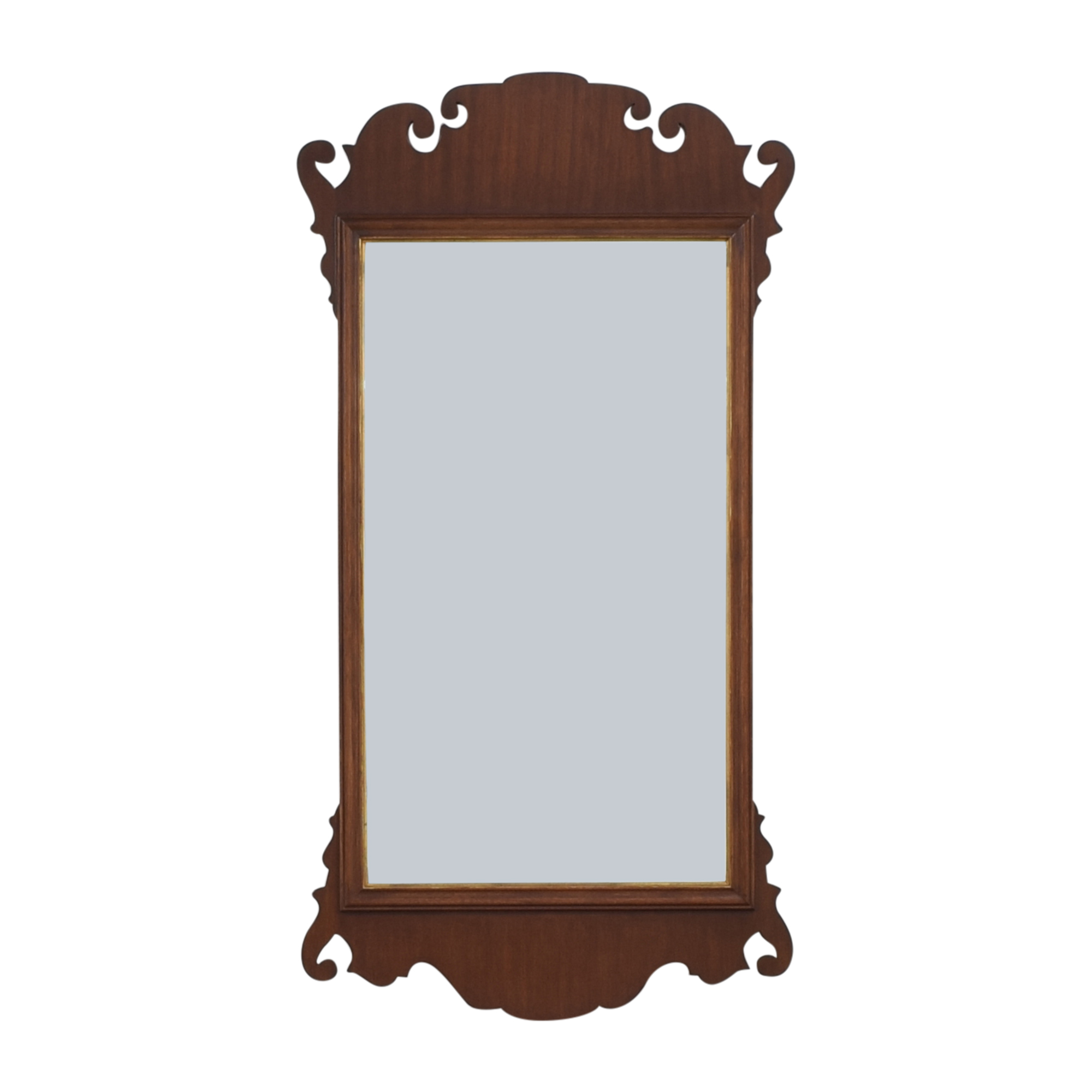 buy Friedman Brothers Williamsburg Chippendale Wall Mirror Friedman Brothers Mirrors