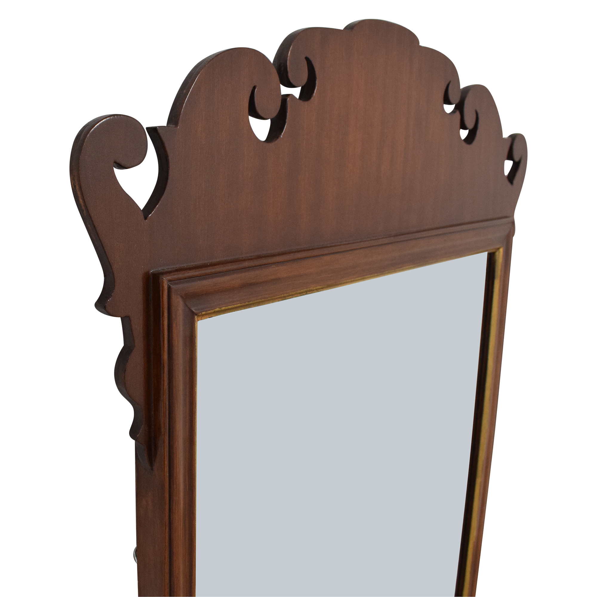 Friedman Brothers Williamsburg Chippendale Wall Mirror Friedman Brothers