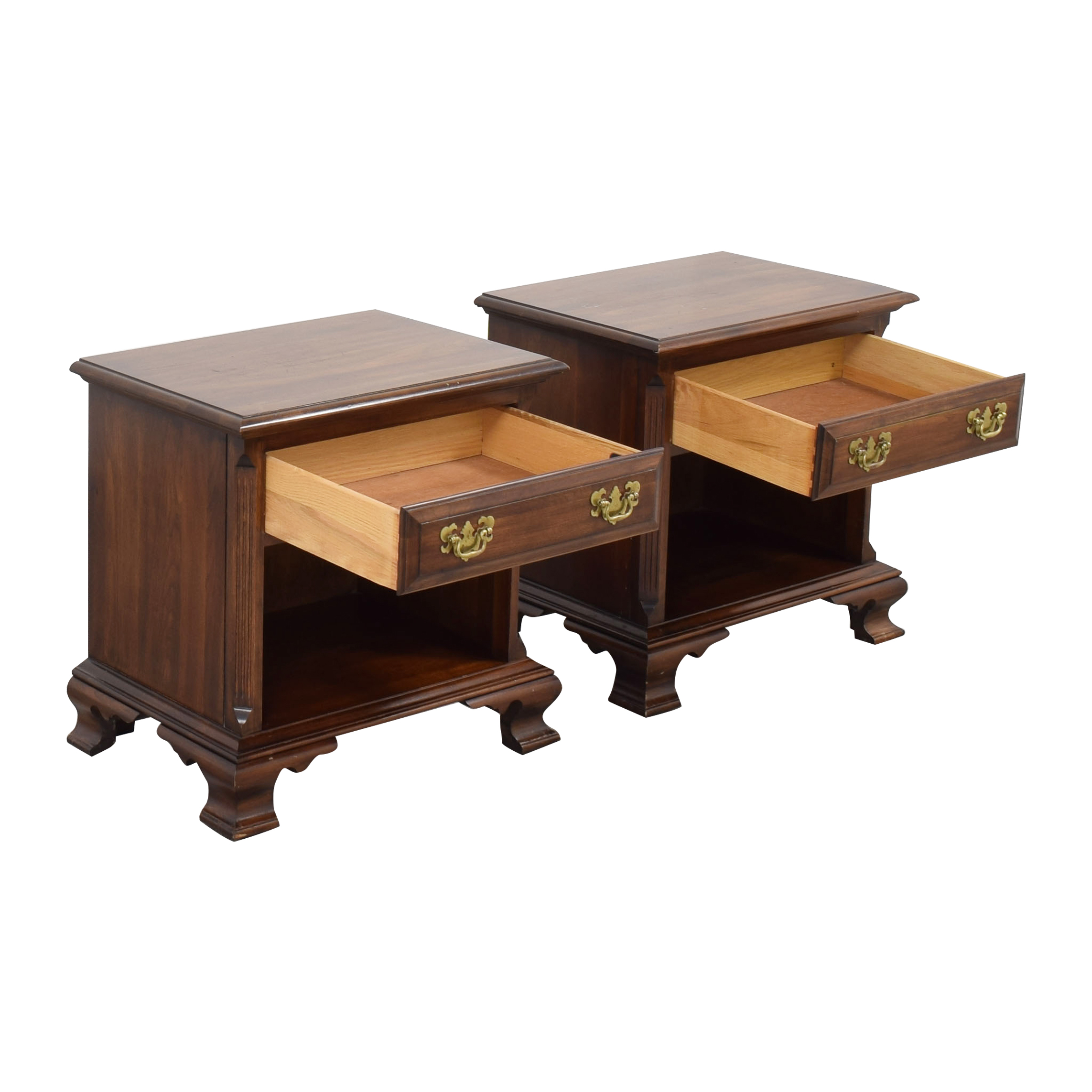 Pennsylvania House Pennsylvania House Federal Style Nightstands second hand