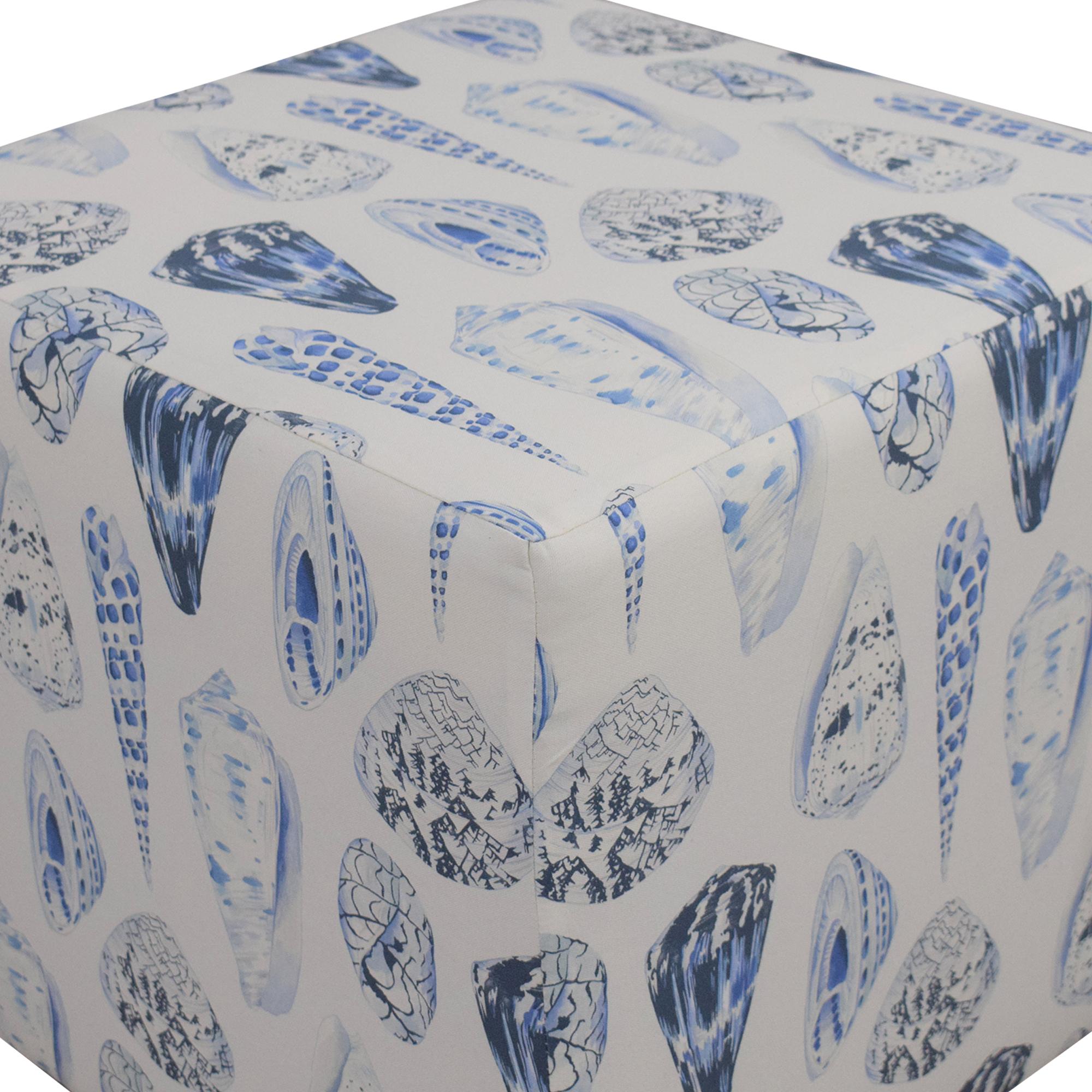 shop The Inside Cube Ottoman The Inside