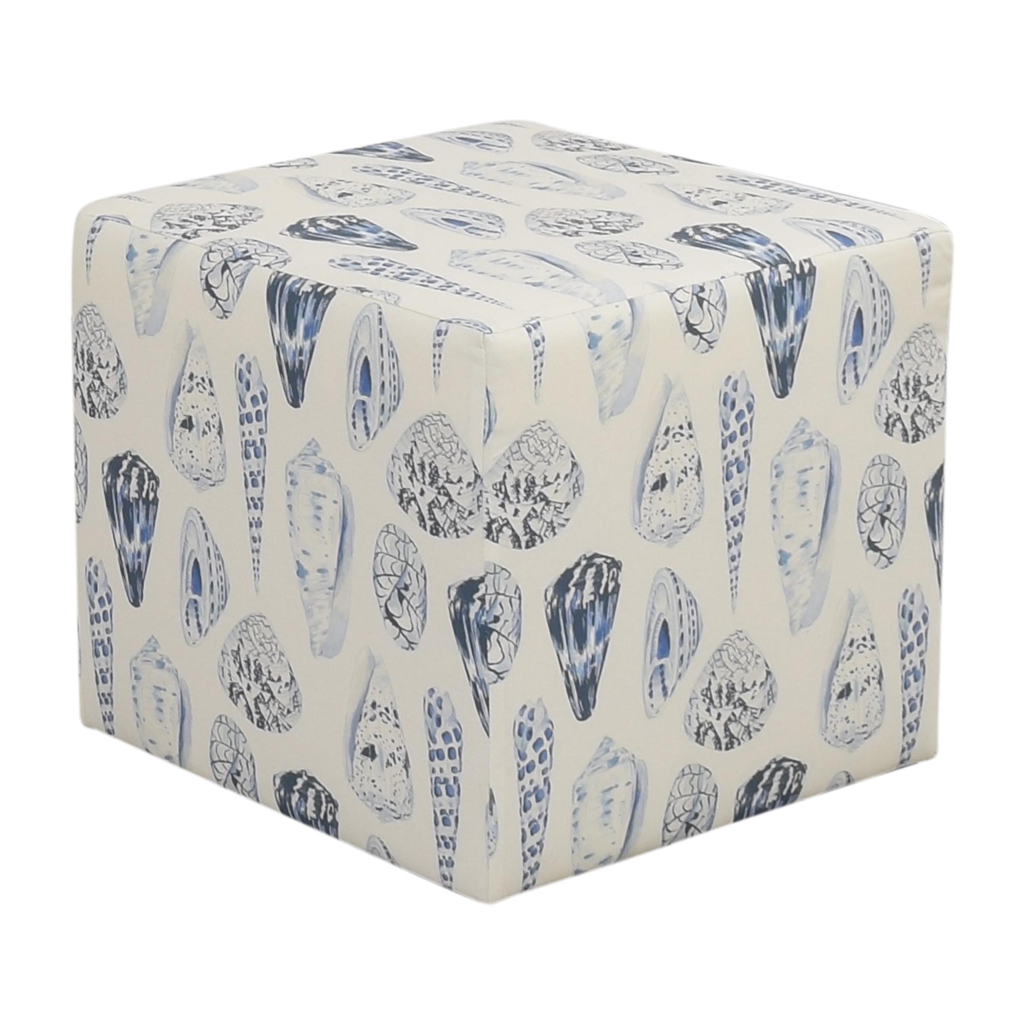 buy The Inside Cube Ottoman The Inside Ottomans