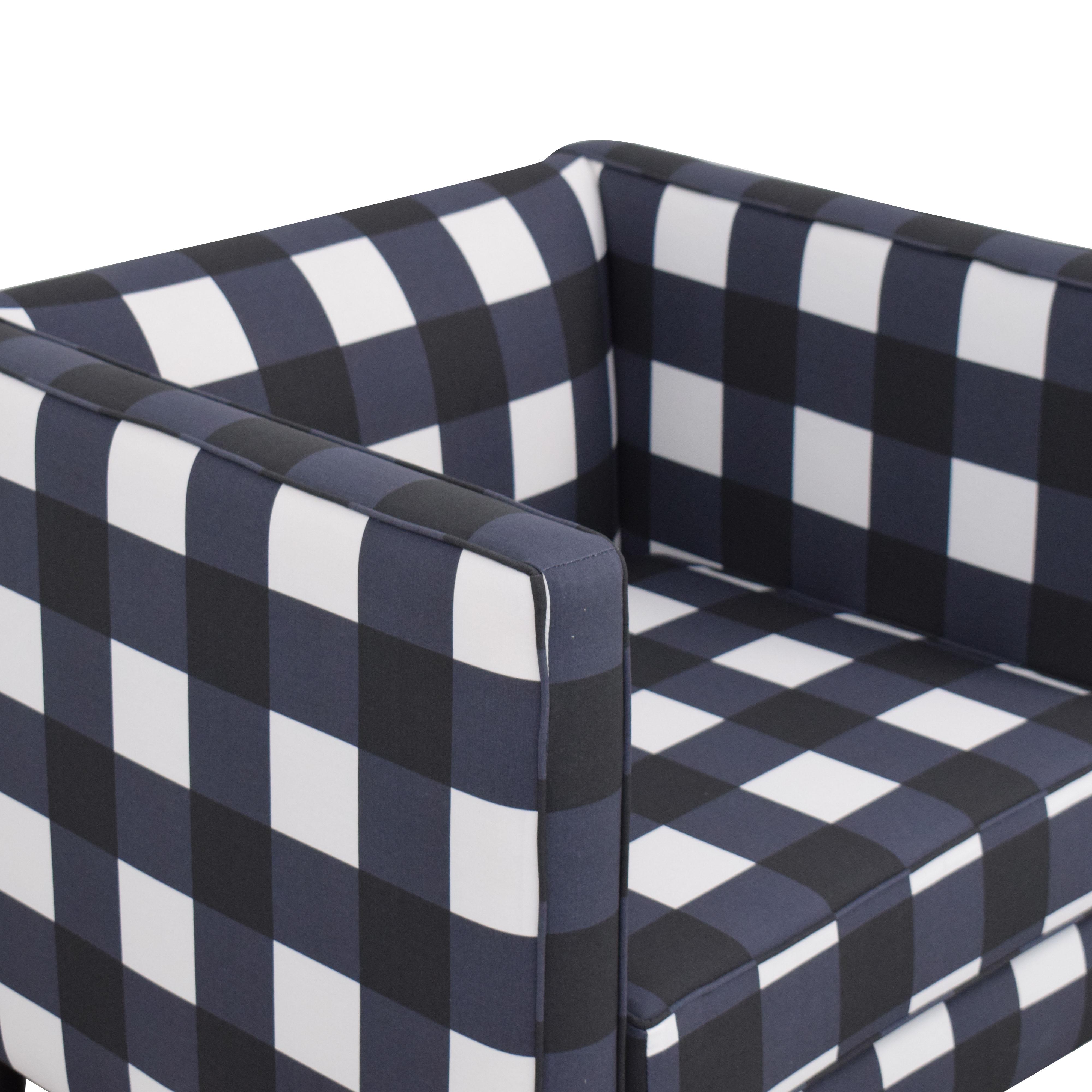 The Inside The Inside Tuxedo Chair price