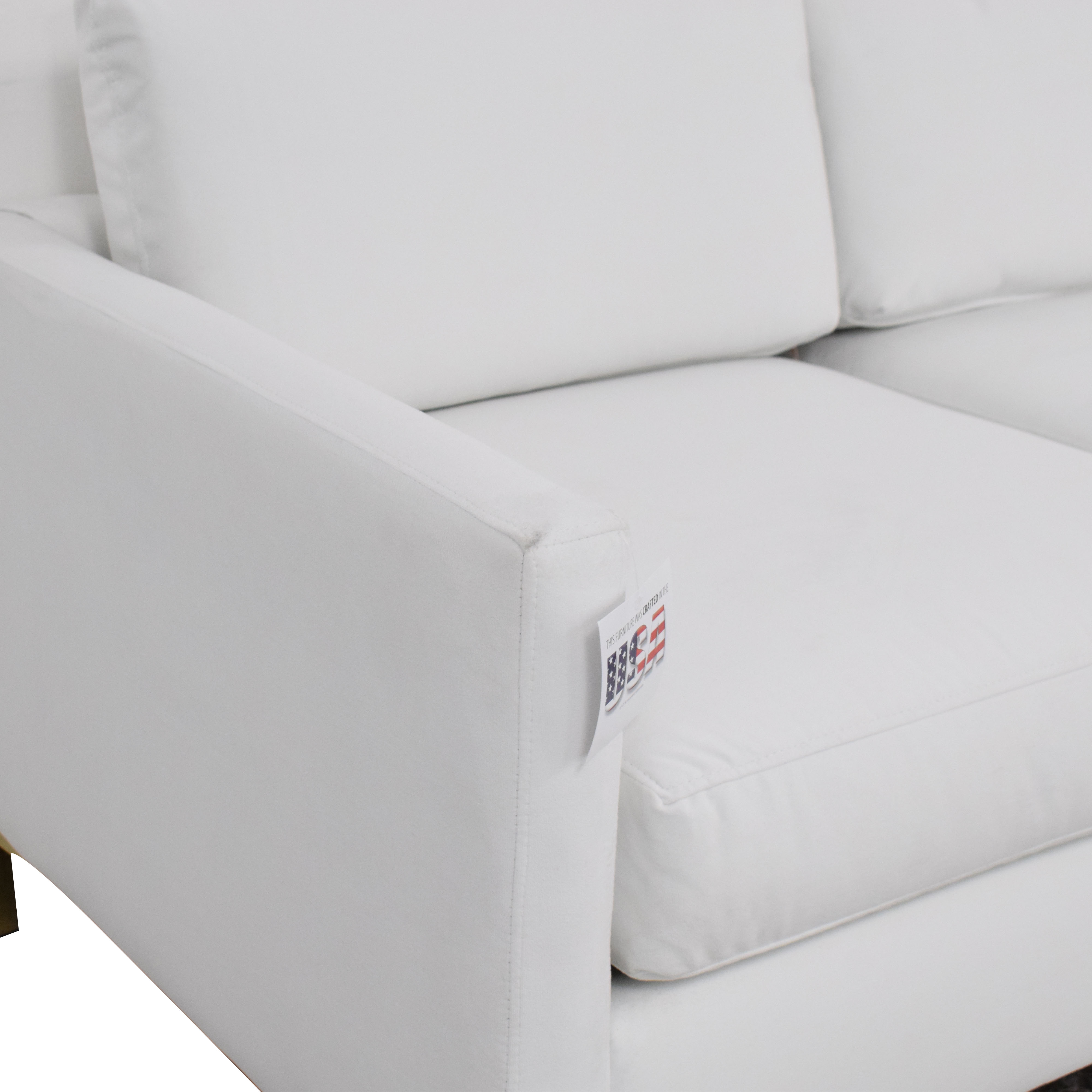 The Inside The Inside Modern Sectional-Right Facing Sofa Sectionals