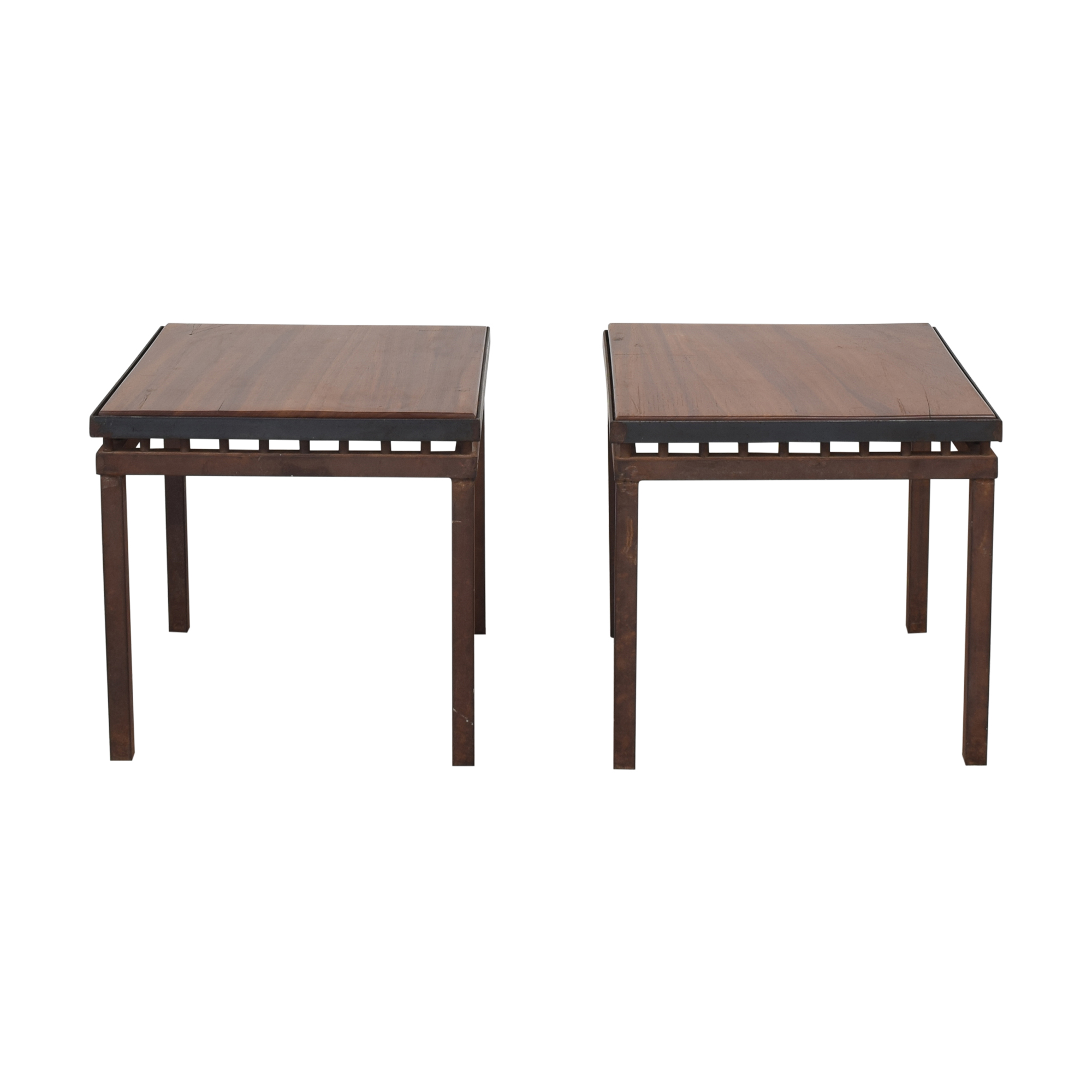 buy Custom Square Side Tables  End Tables