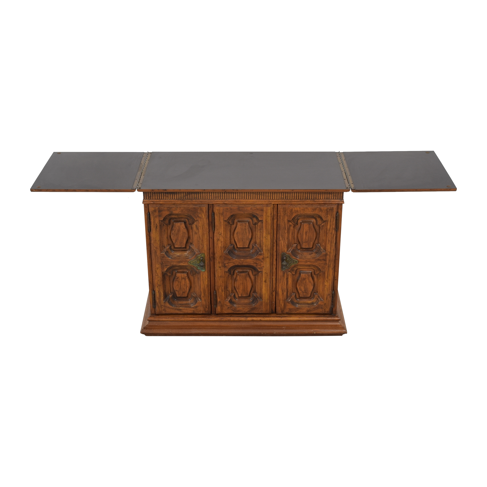 Heritage Heritage Extending Bar Cabinet nyc