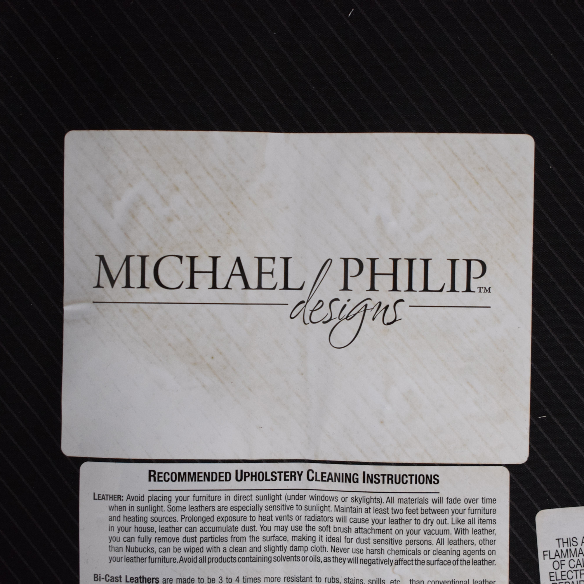 Michael Philip Michael Philip Custom Recliner nj