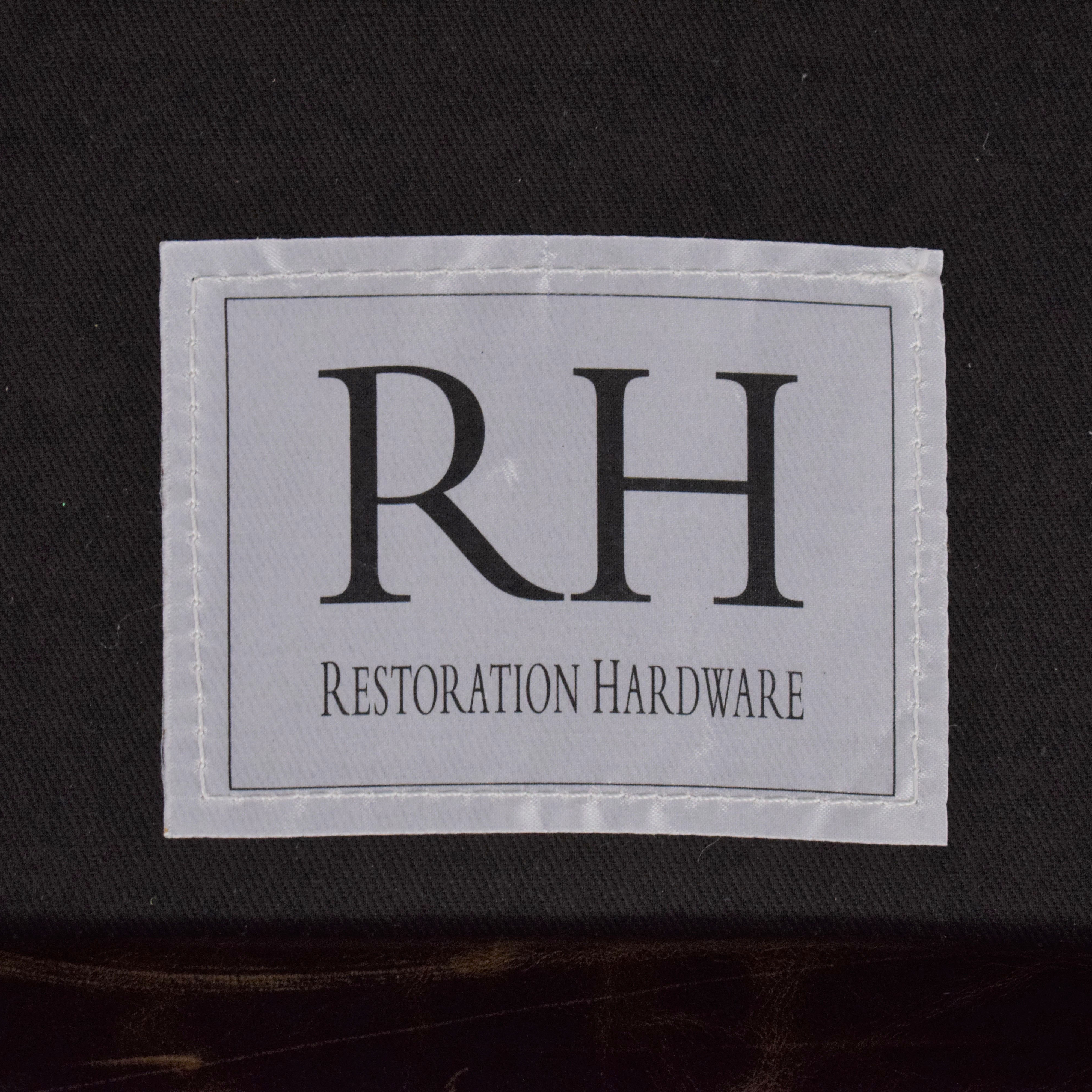 buy Restoration Hardware Restoration Hardware Petite Maxwell Sectional online