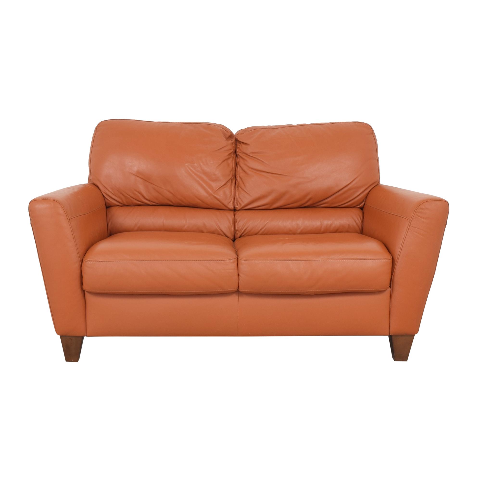 Two Cushion Loveseat / Sofas