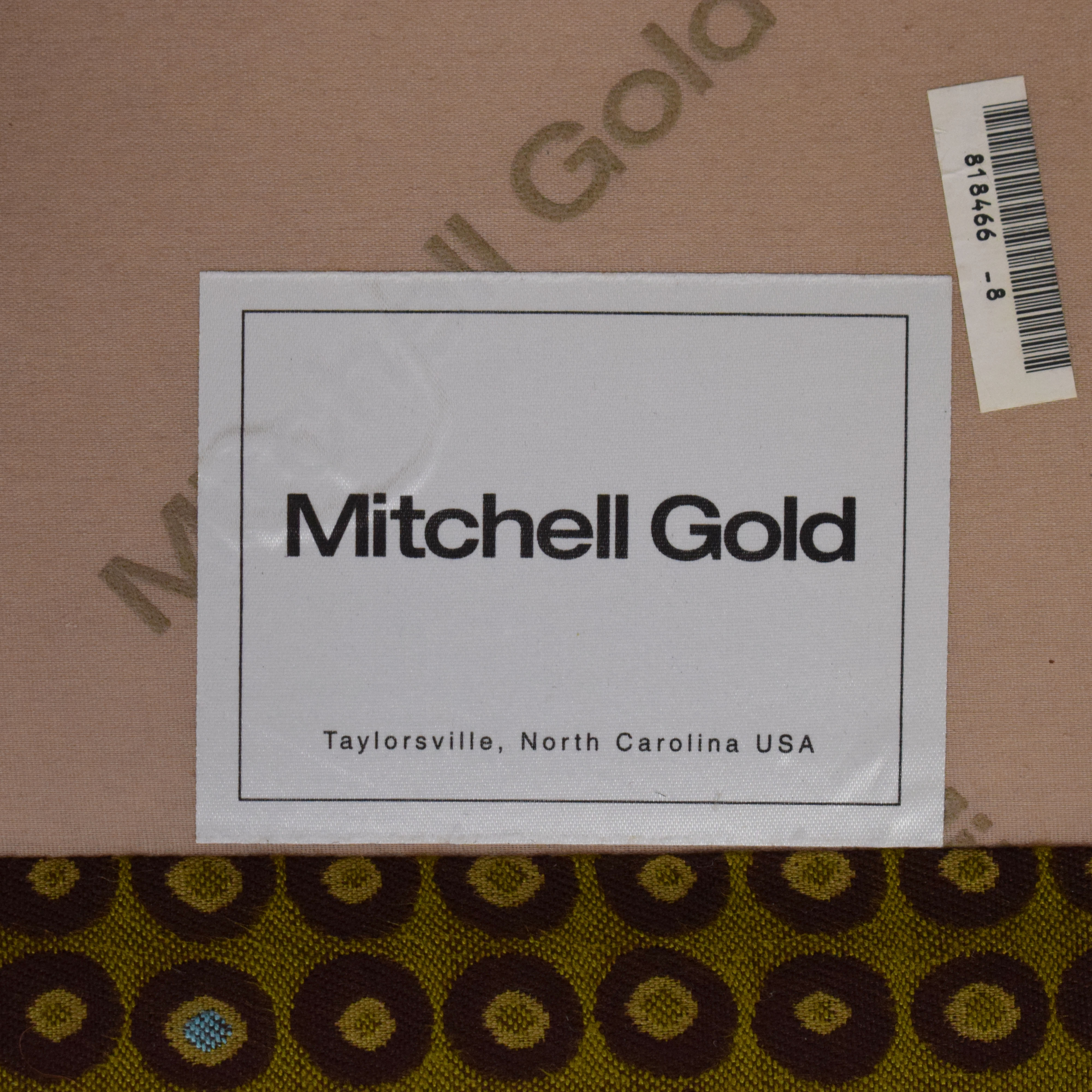 Mitchell Gold + Bob Williams Mitchell Gold + Bob Williams Club Chair dimensions