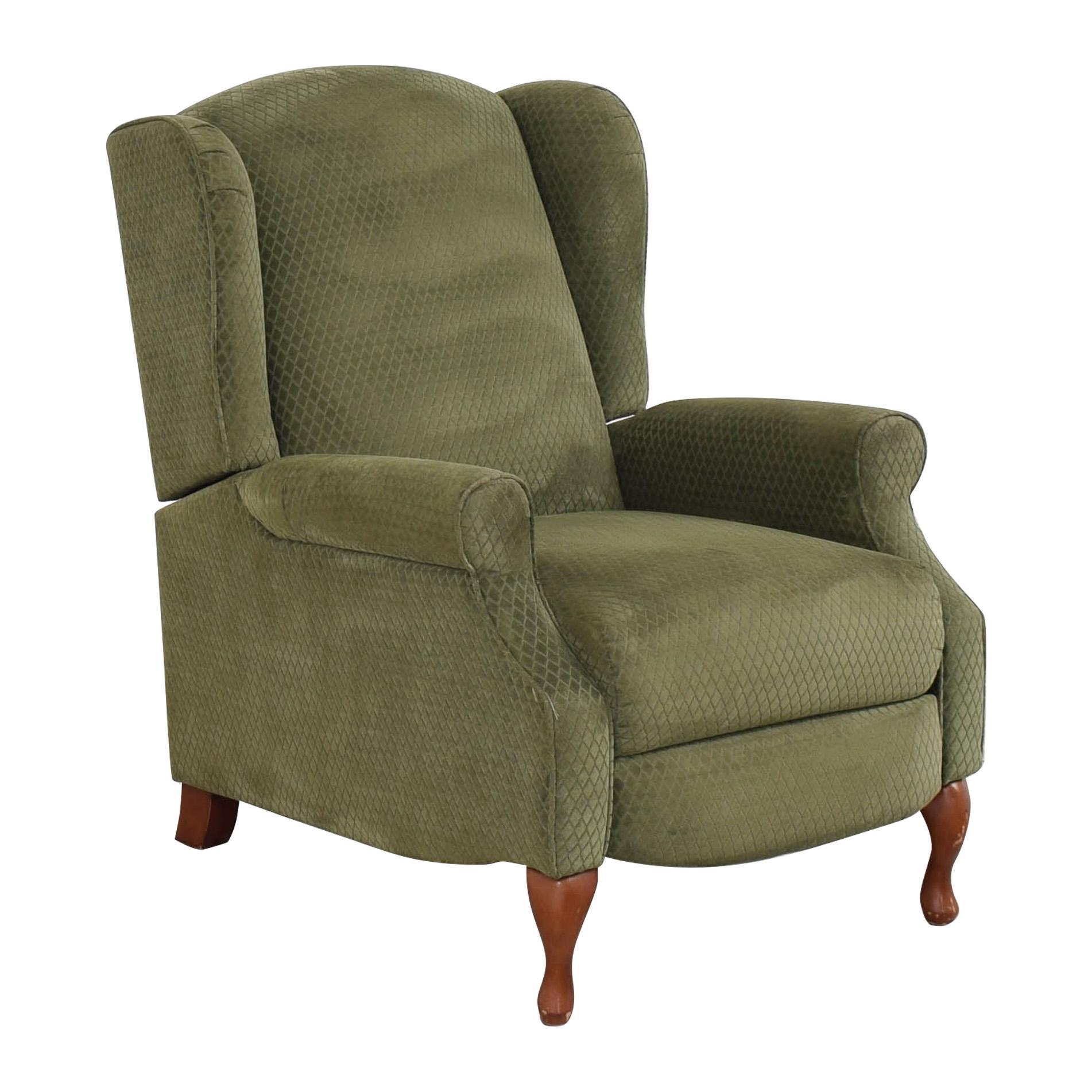 Macy's Macy's Edie Fabric Push Back Recliner Chairs