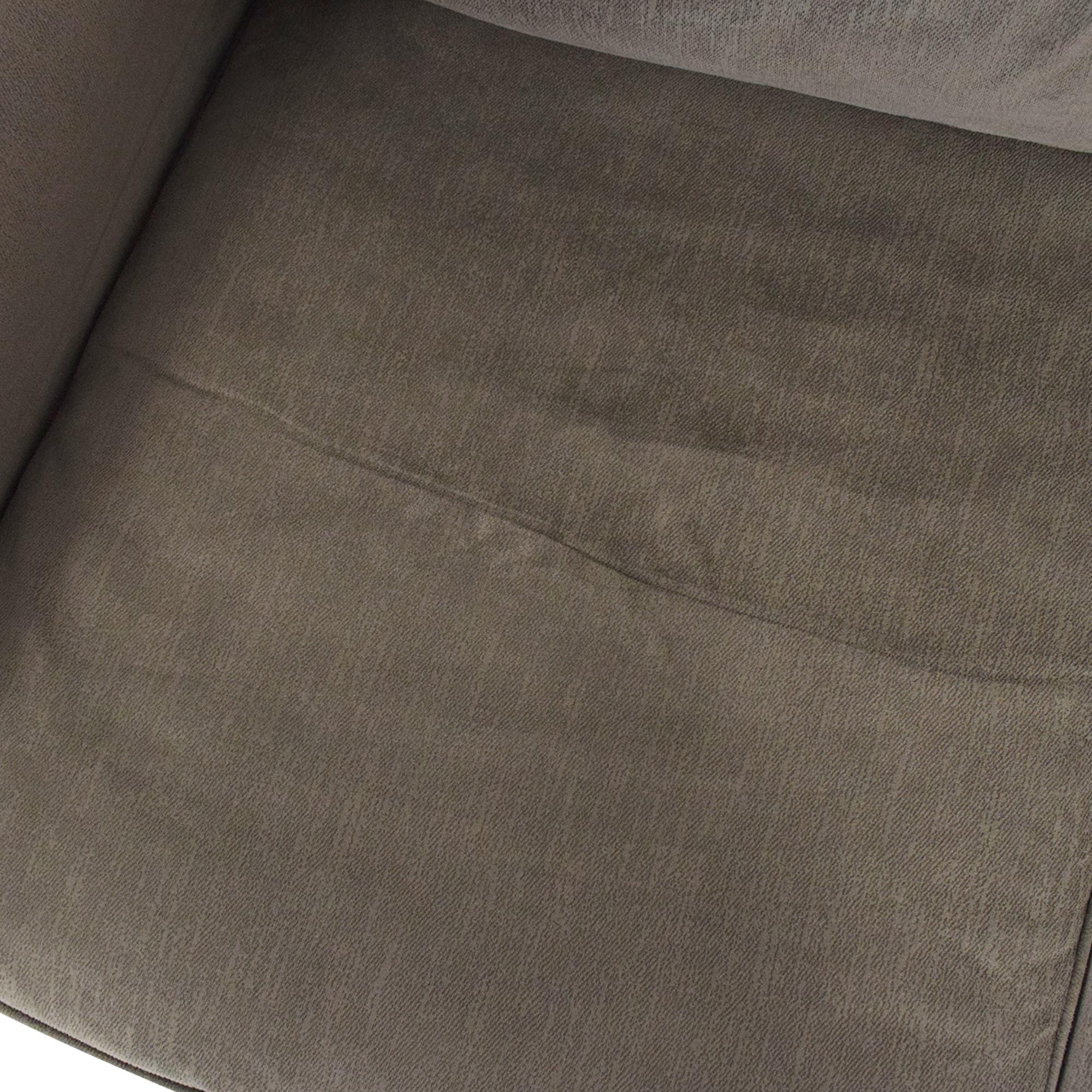 Jonathan Louis Jonathan Louis Rolled Arm Sofa pa