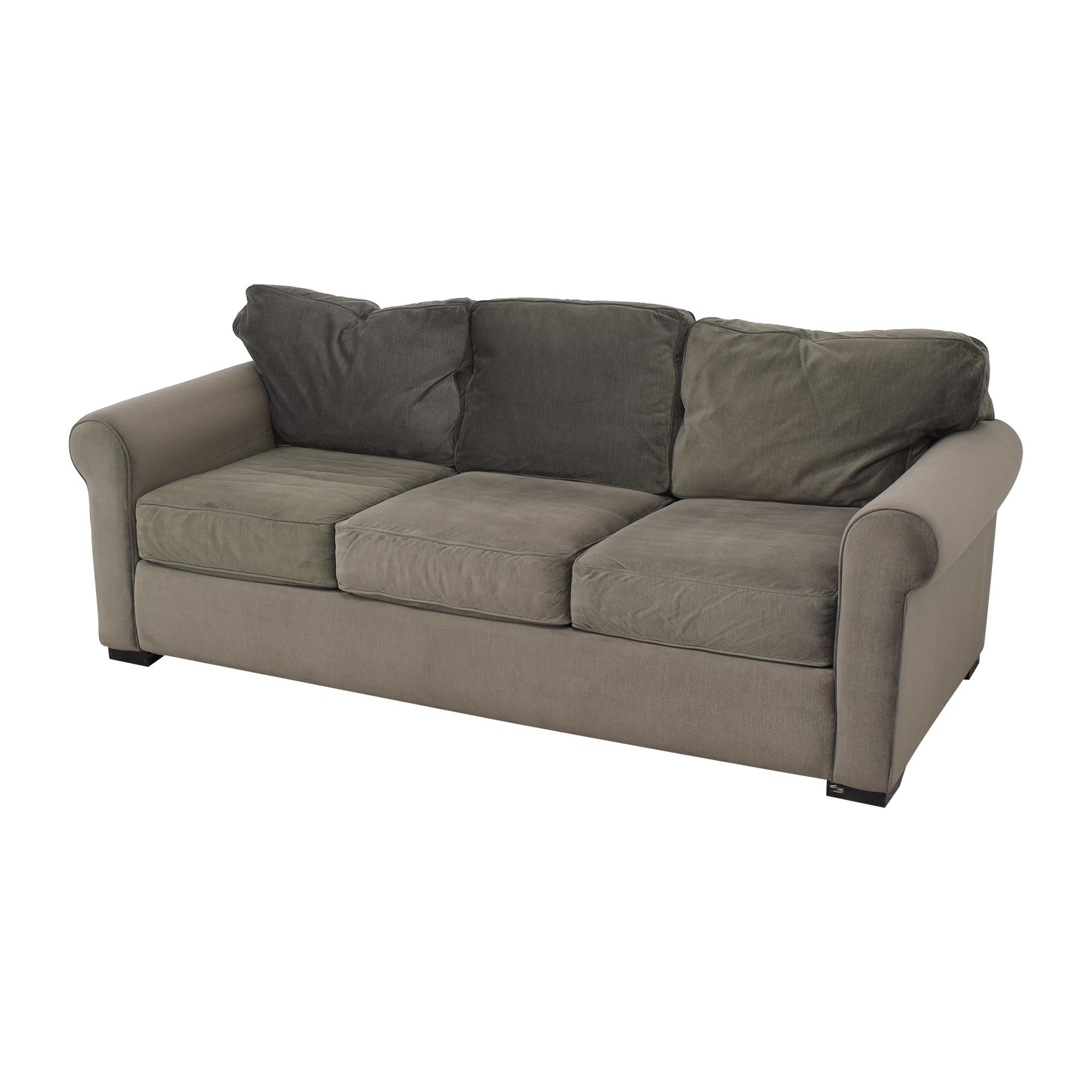Jonathan Louis Rolled Arm Sofa sale