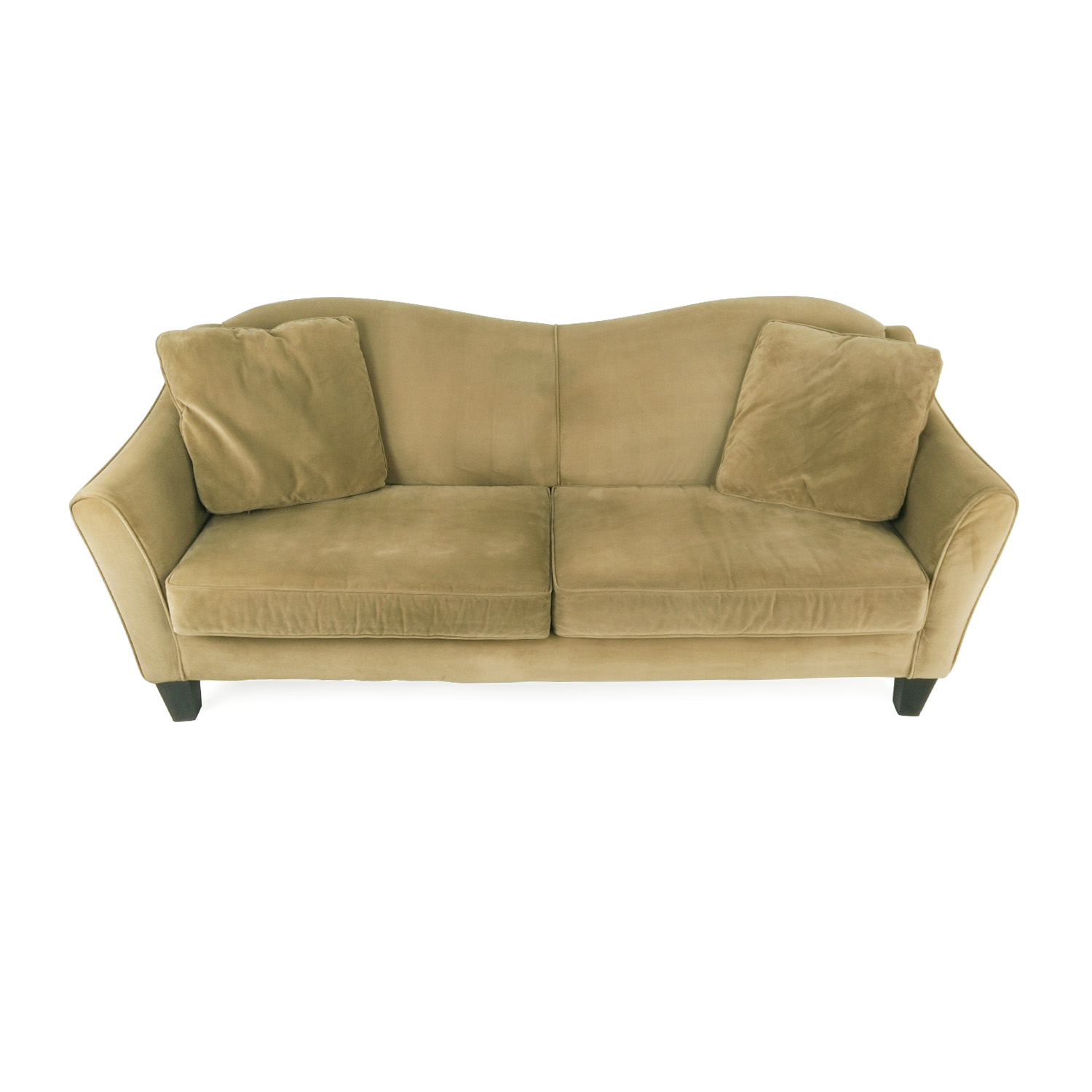 75 off raymour and flanigan raymour and flanigan for Classic loveseat