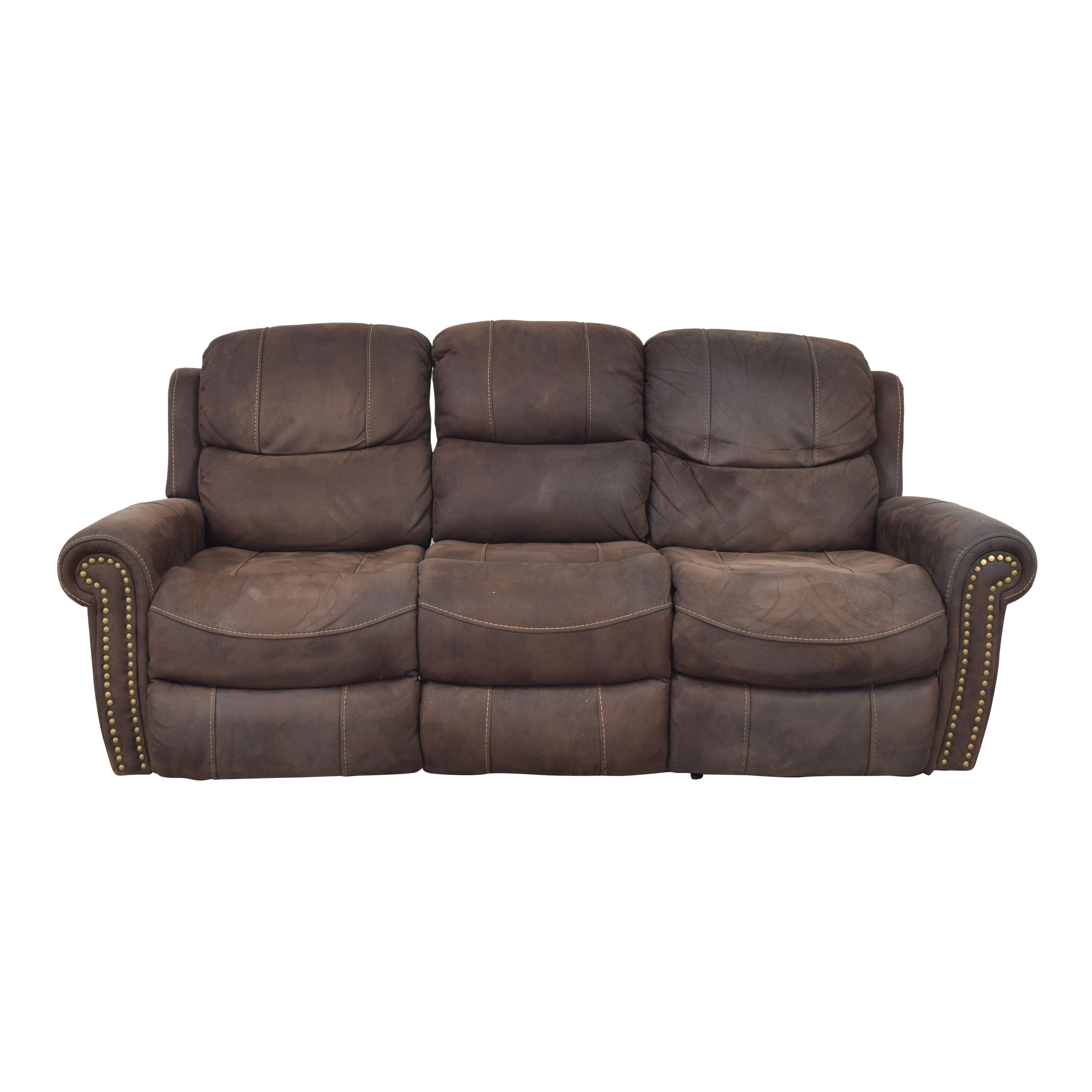 Macy's Recliner Sofa / Classic Sofas