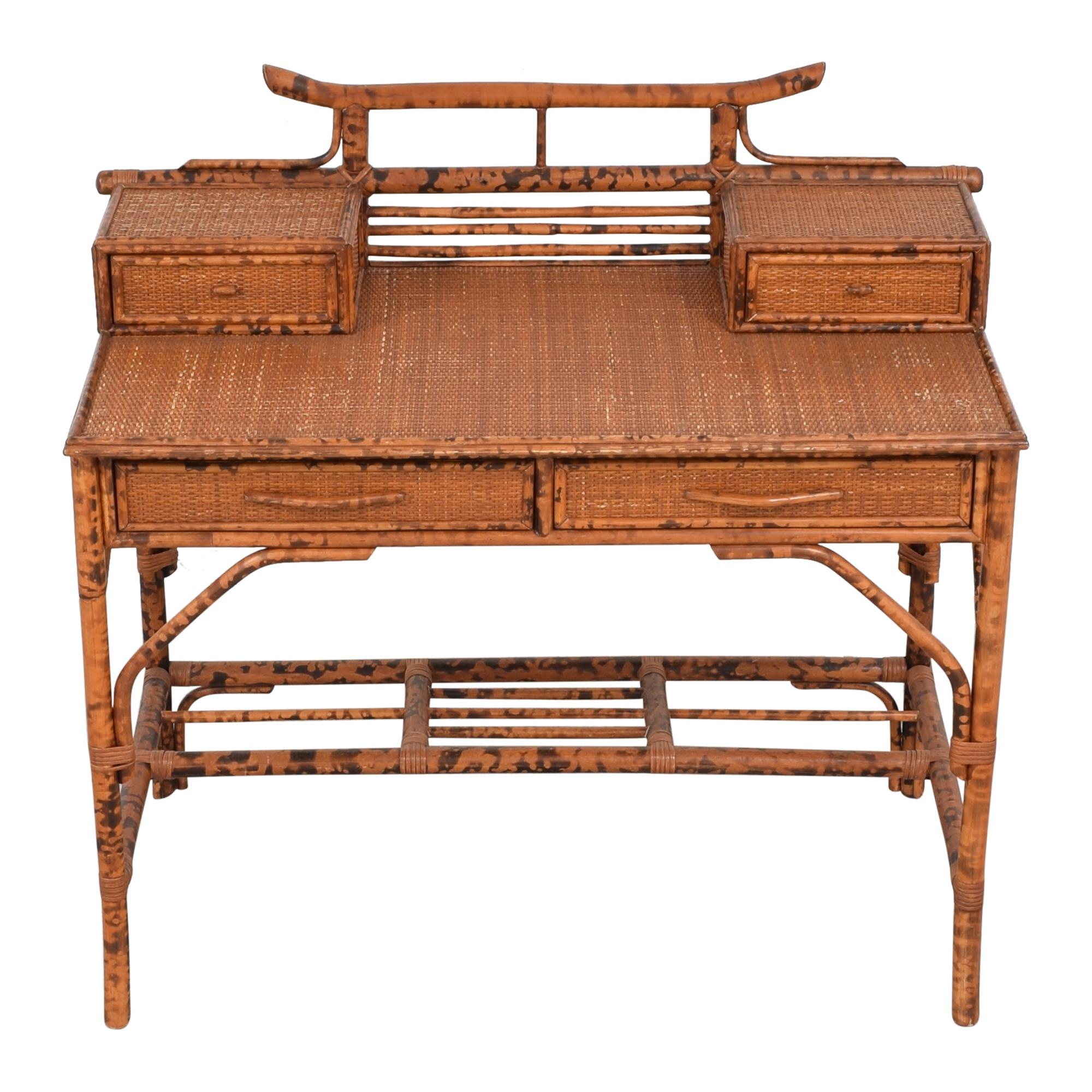 Bloomingdale's Bloomingdale's Chinoiserie Style Writing Desk discount