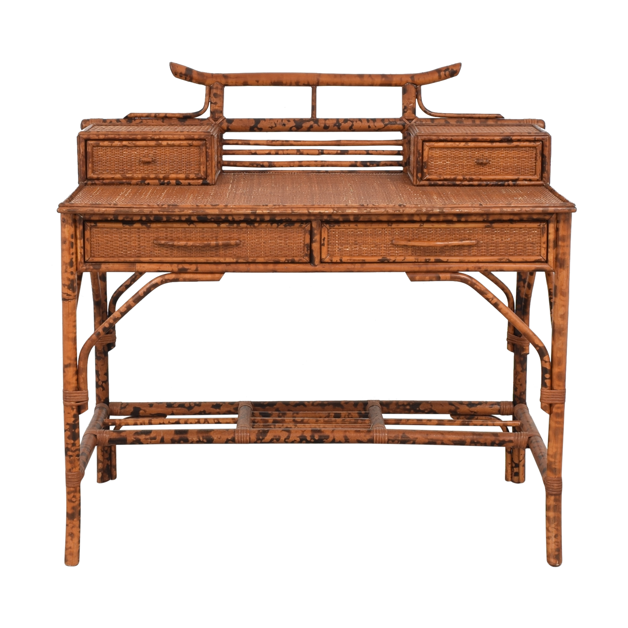 Bloomingdale's Bloomingdale's Chinoiserie Style Writing Desk Tables