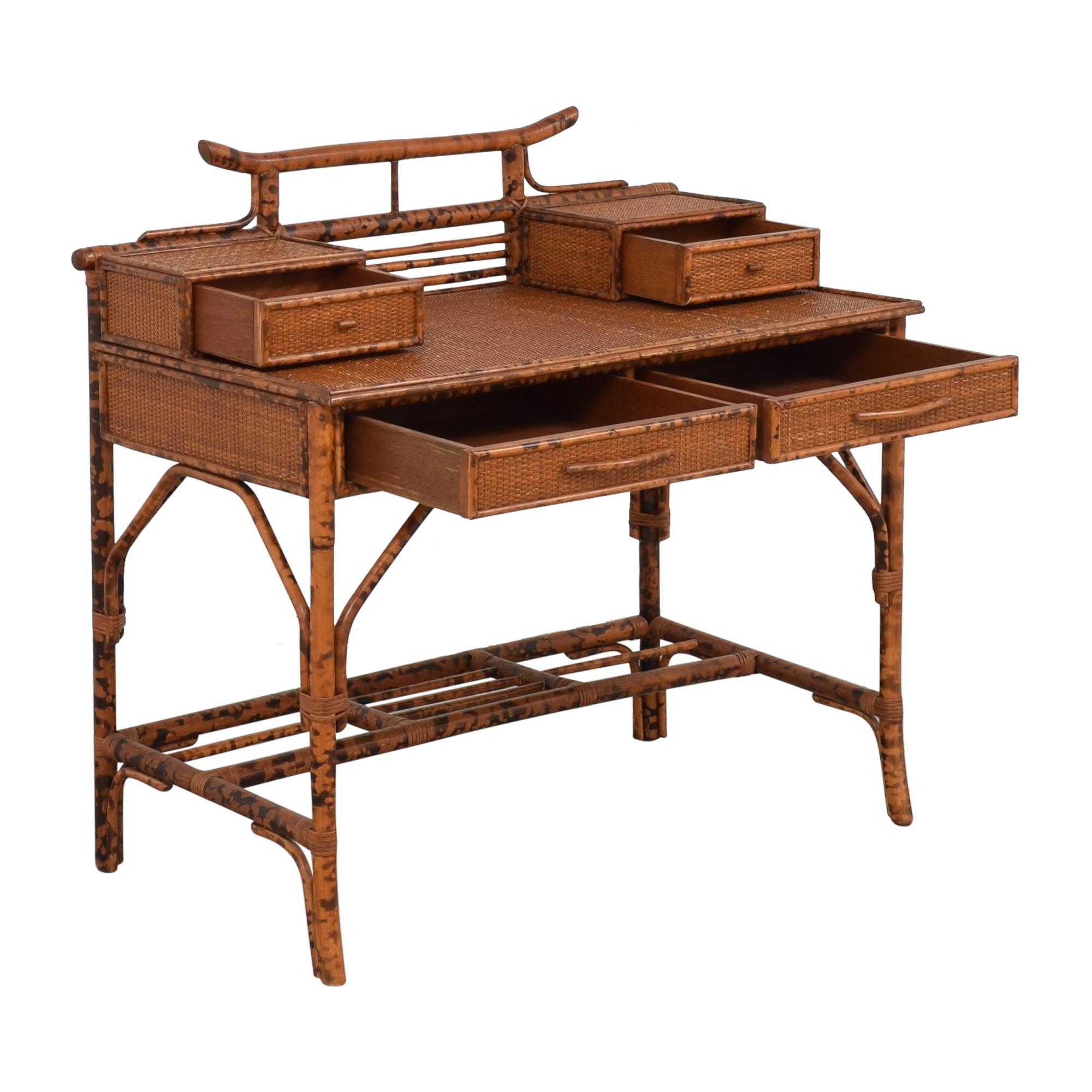 buy Bloomingdale's Chinoiserie Style Writing Desk Bloomingdale's Tables