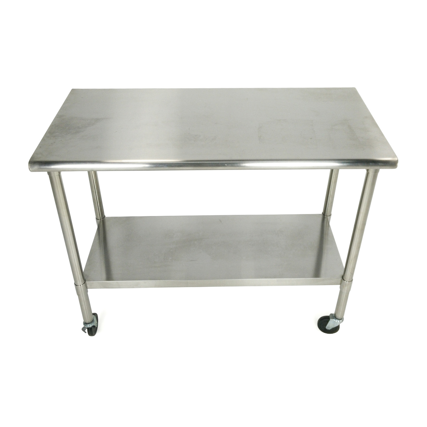 Stainless Steel Kitchen Cart nyc