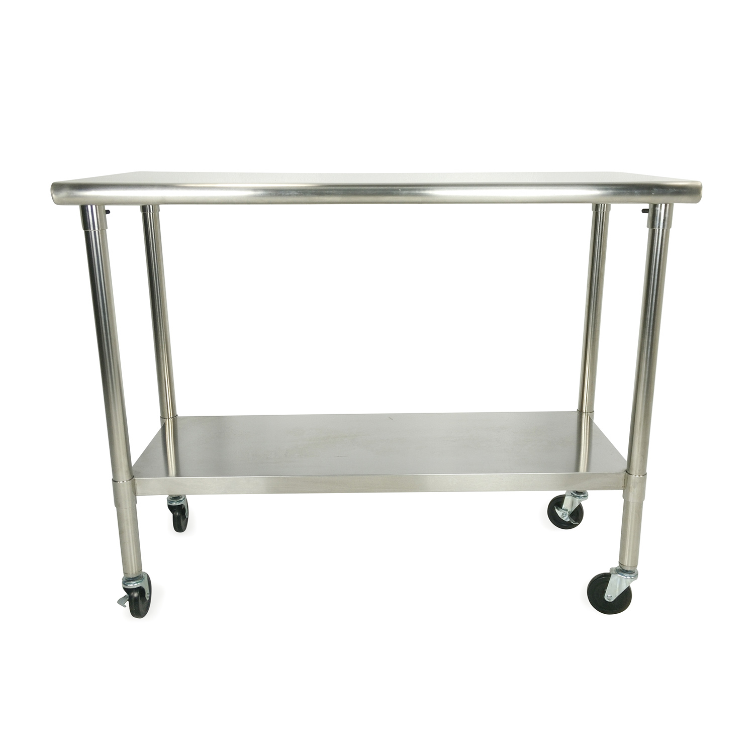 purchasing wheels on cabinet stainless small before tips kitchen island cart portable decorating bench steel