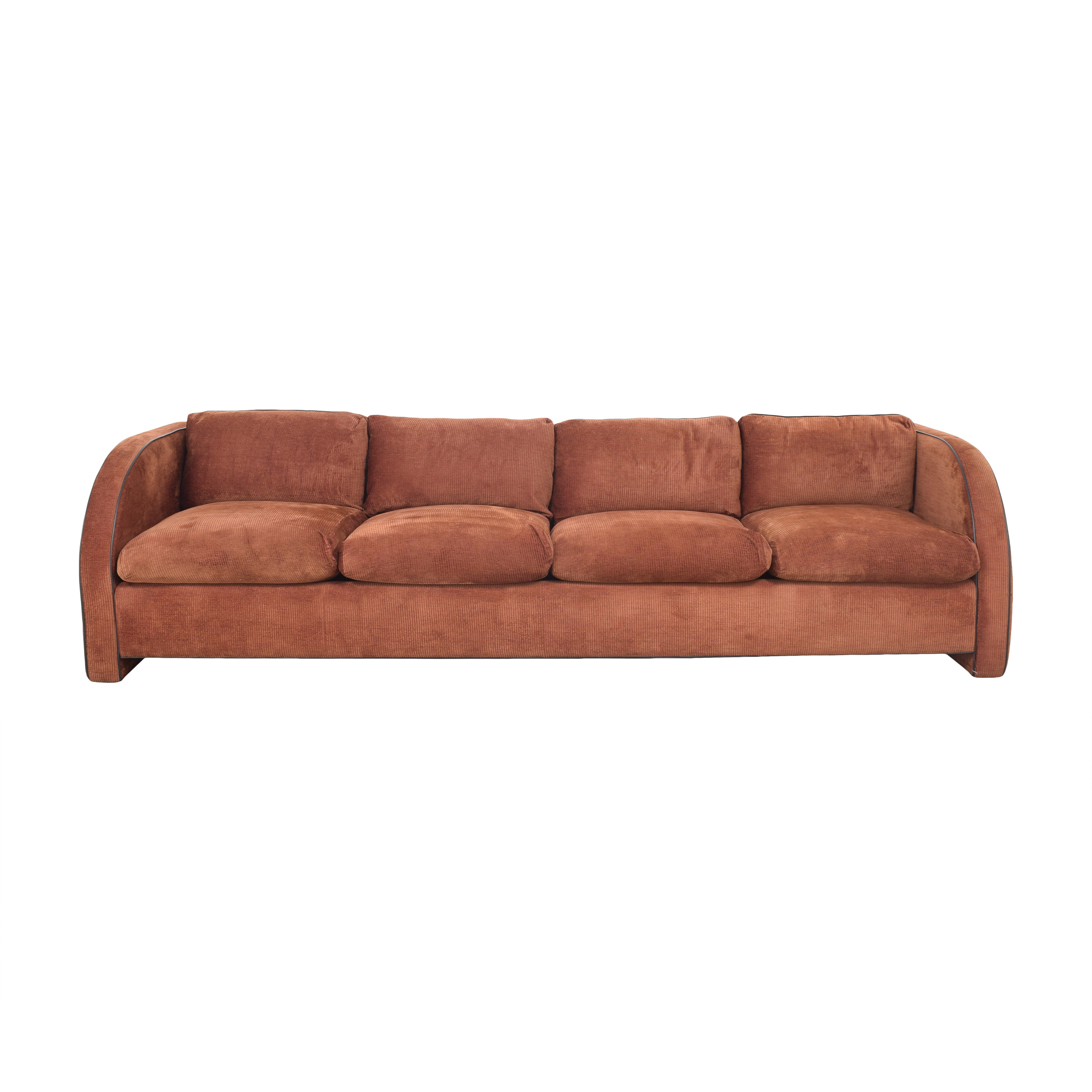 Avery Boardman Avery Boardman Custom Four Cushion Sofa Classic Sofas