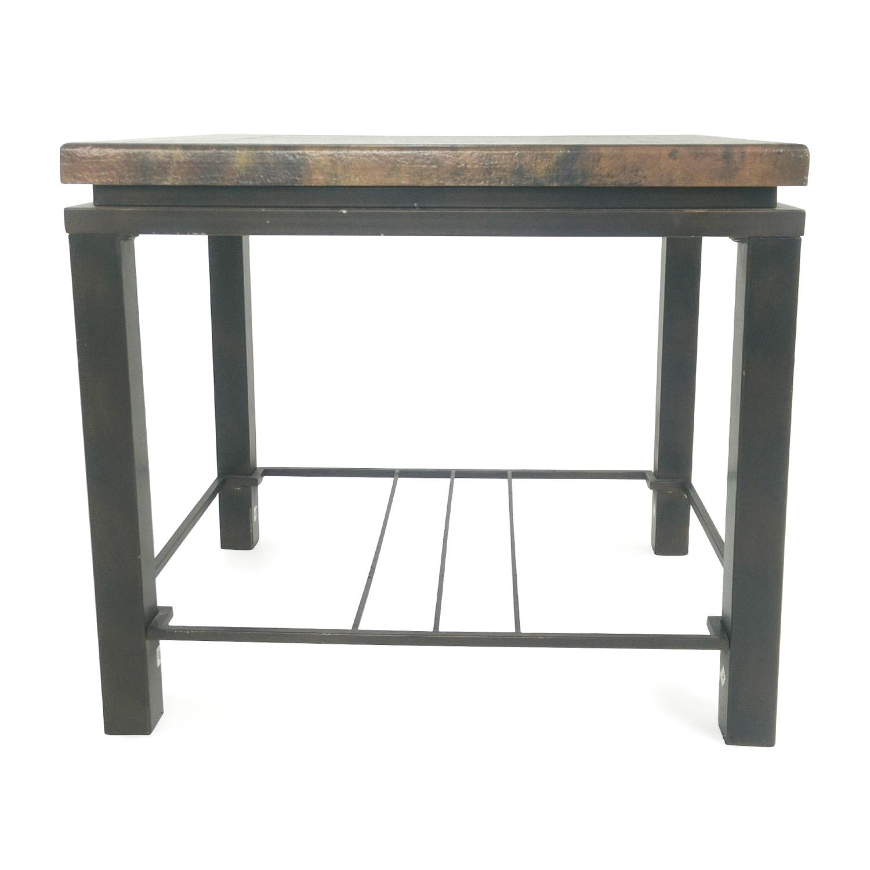 shop Bronze End Table online