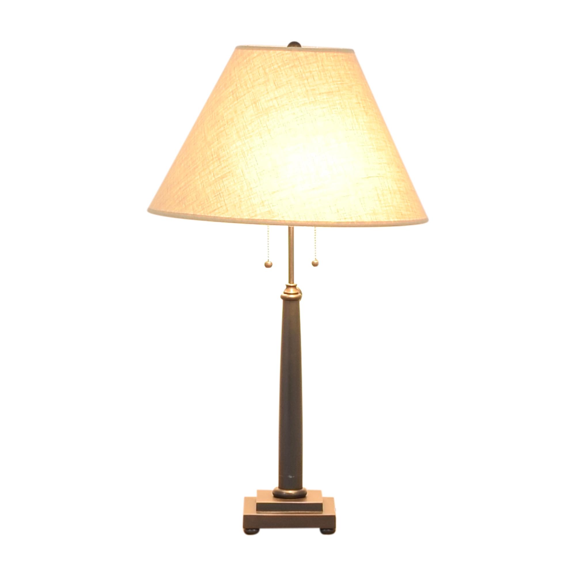 Pottery Barn Pottery Barn Adjustable Table Lamp used