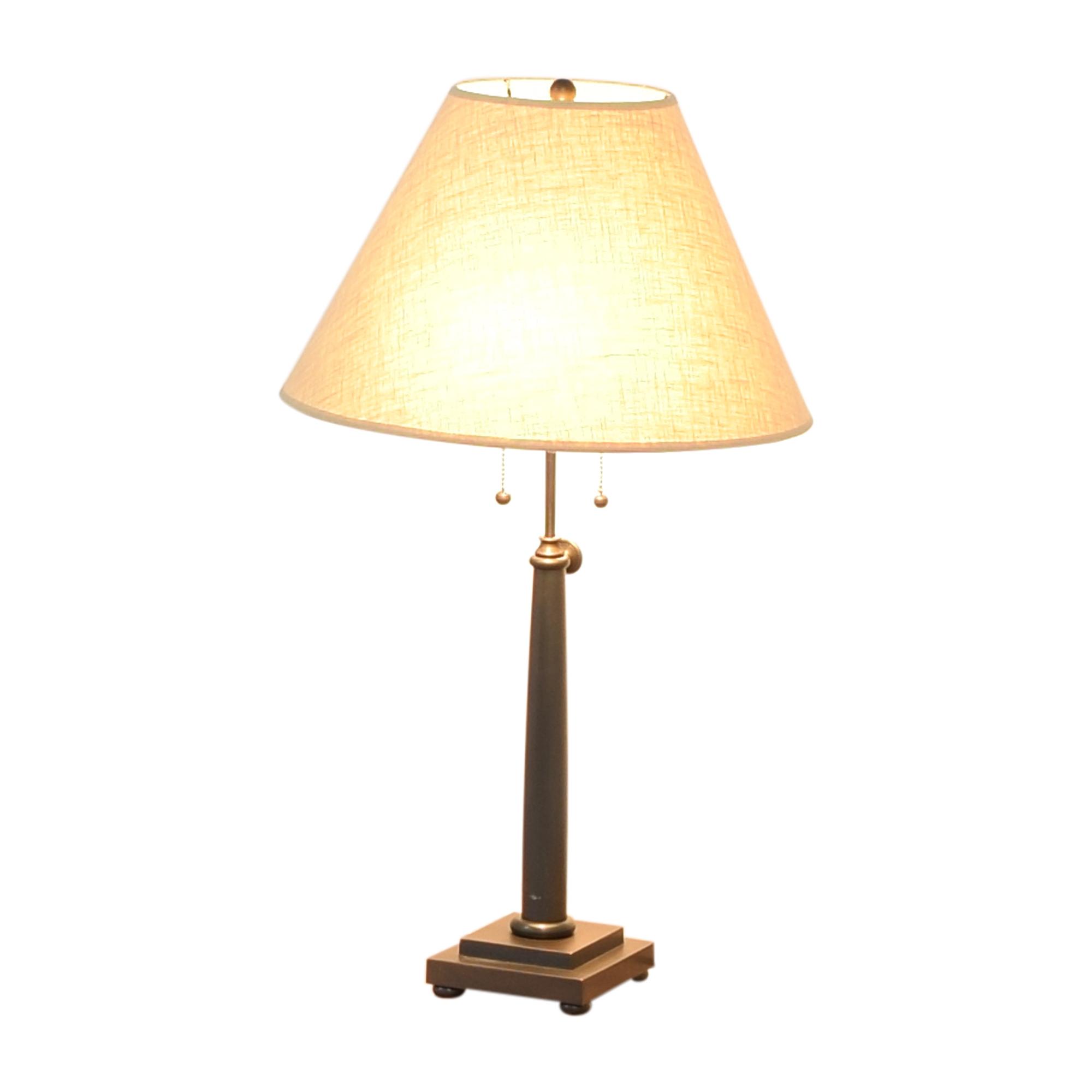 Pottery Barn Pottery Barn Adjustable Table Lamp nj