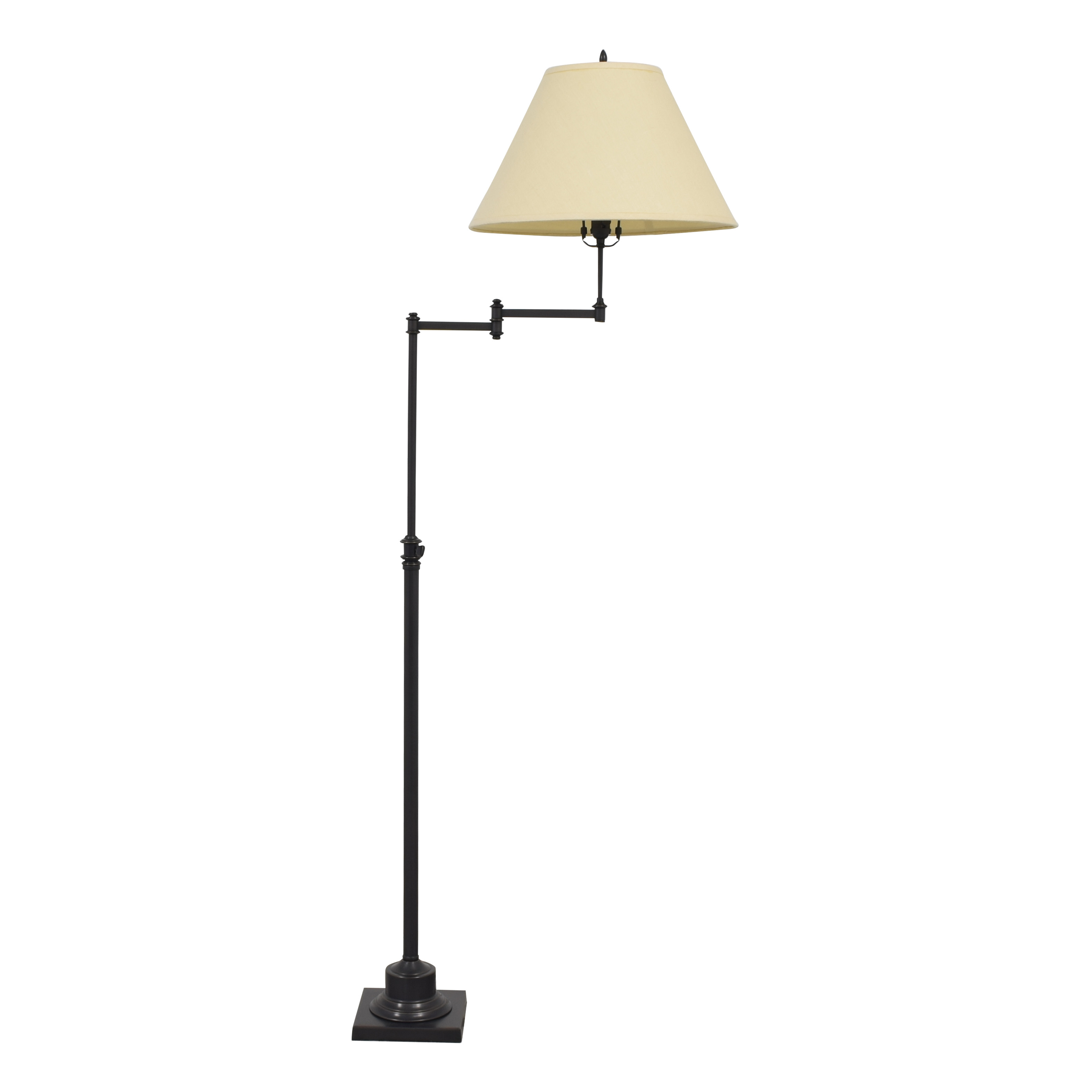 Restoration Hardware Library Swing-Arm Floor Lamp / Lamps