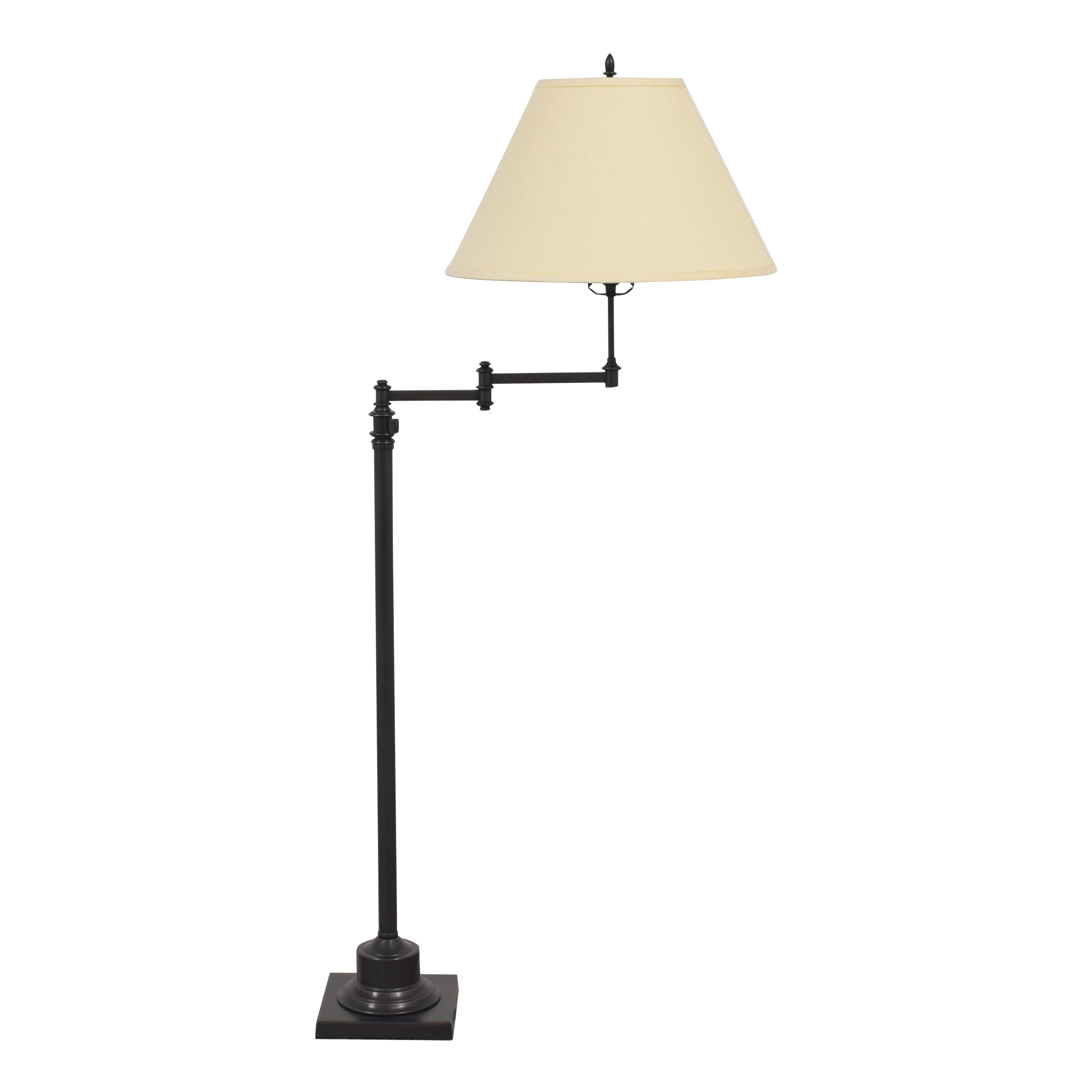 Restoration Hardware Restoration Hardware Library Swing-Arm Floor Lamp ma