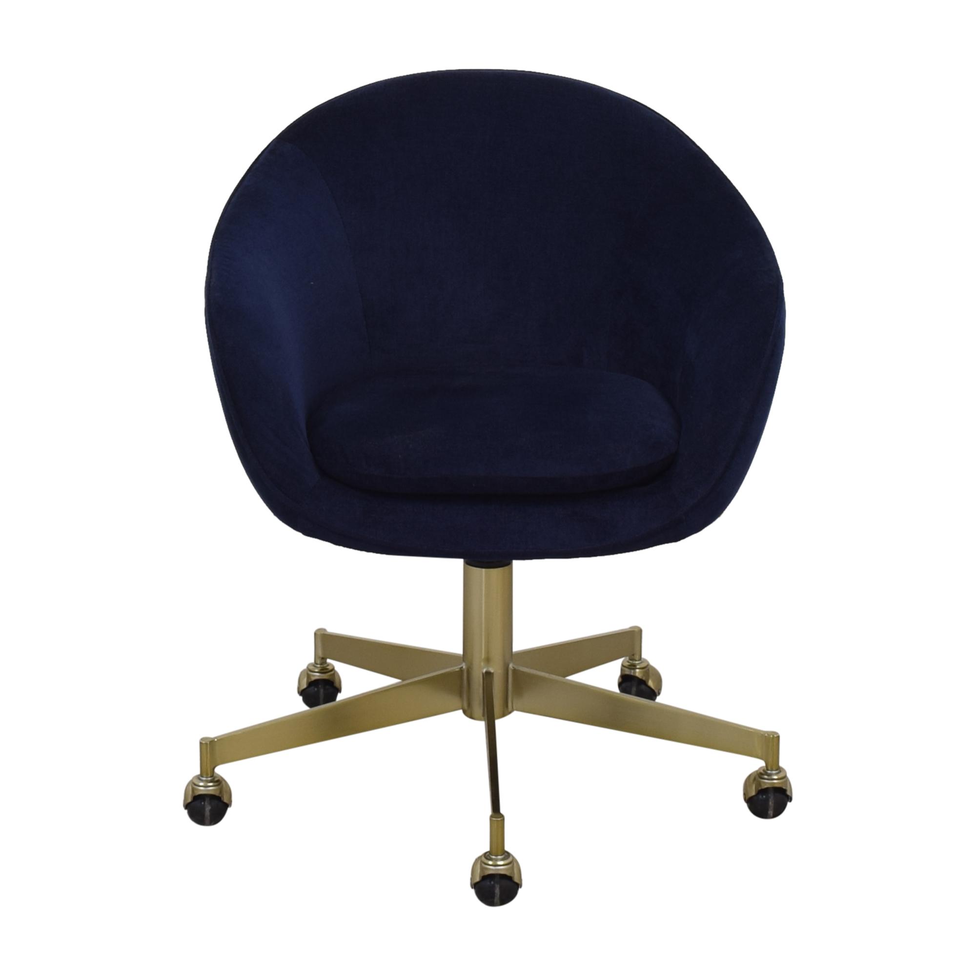 West Elm West Elm Alys Swivel Office Chair