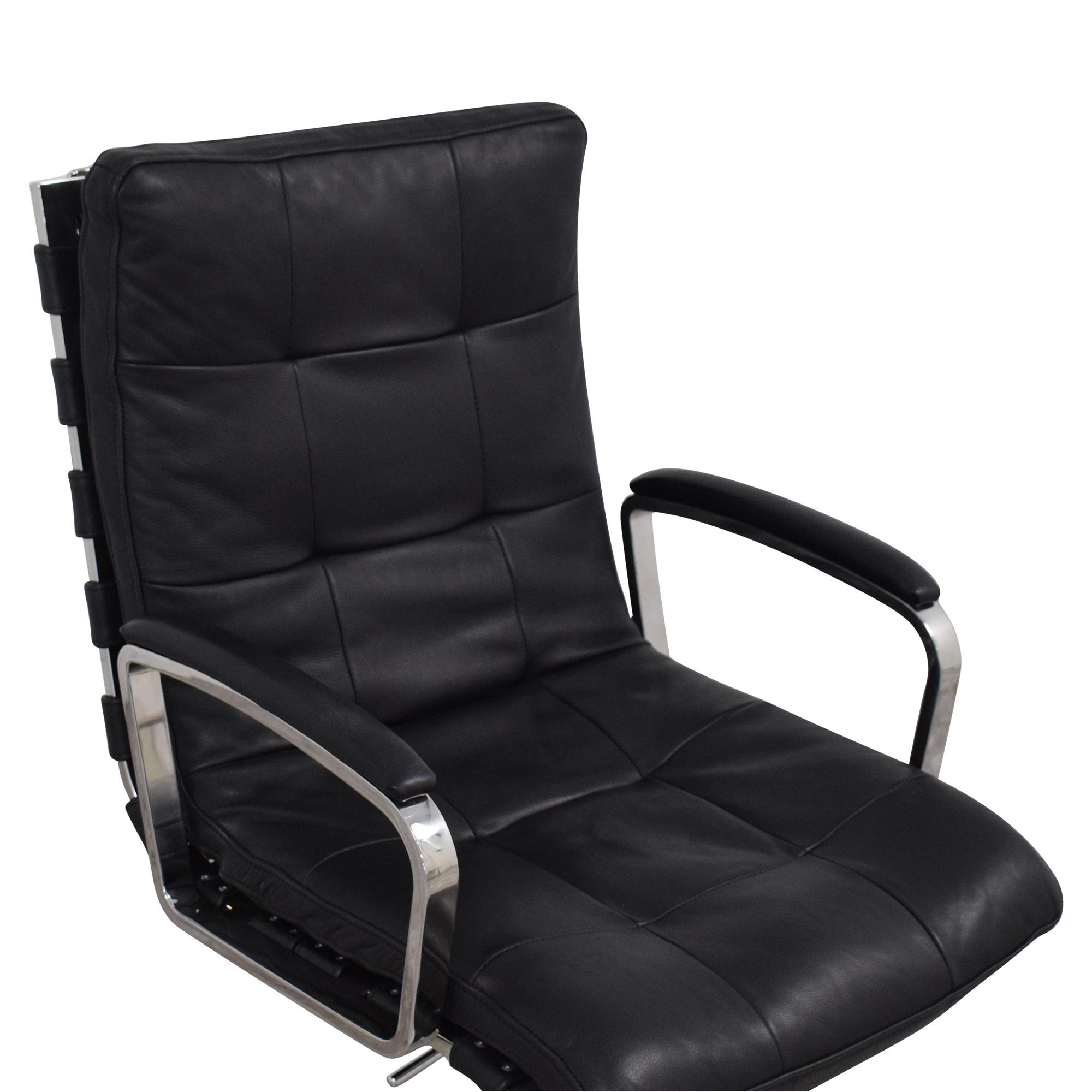 shop Restoration Hardware Rossi Desk Chair Restoration Hardware Home Office Chairs
