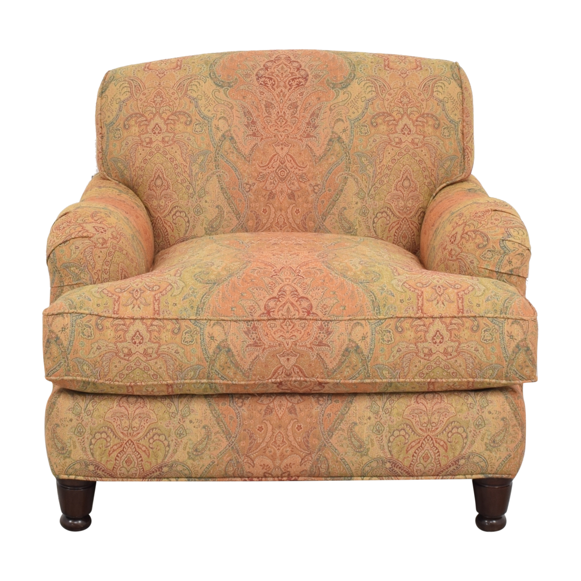 Macy's Macy's Paisley Accent Chair second hand