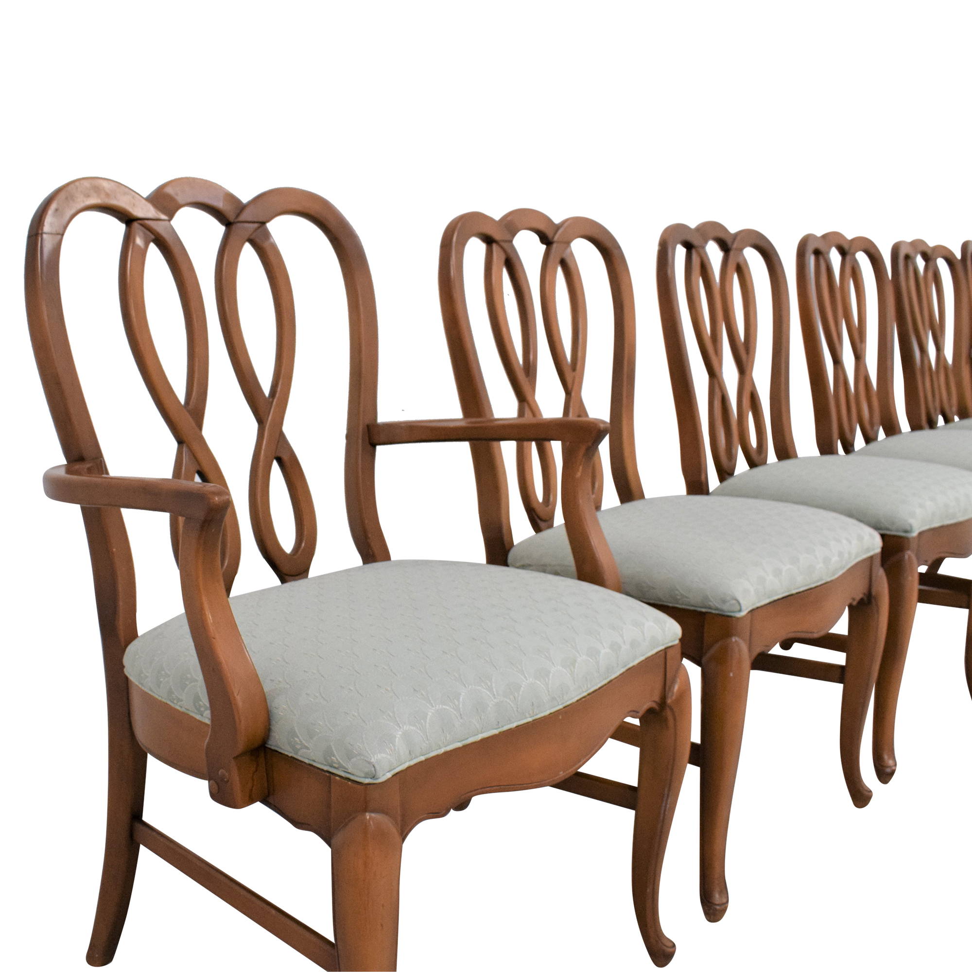 Williams Furniture Williams Furniture Bentwood Style Dining Chairs used