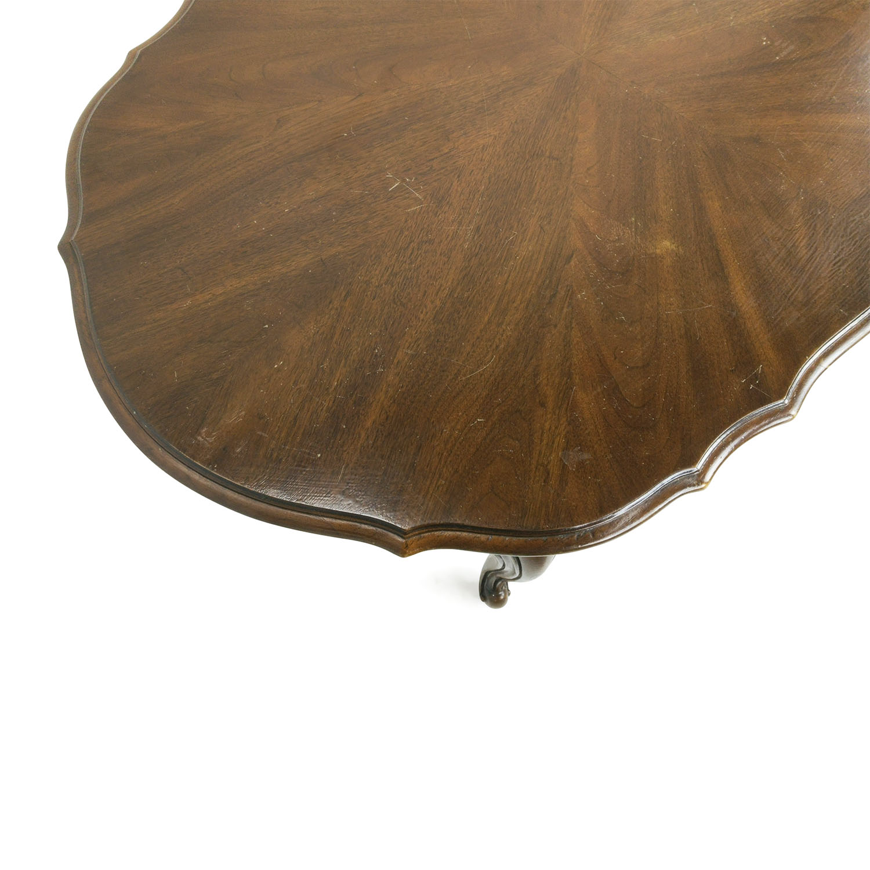 ... Vintage Wood Coffee Table Sale