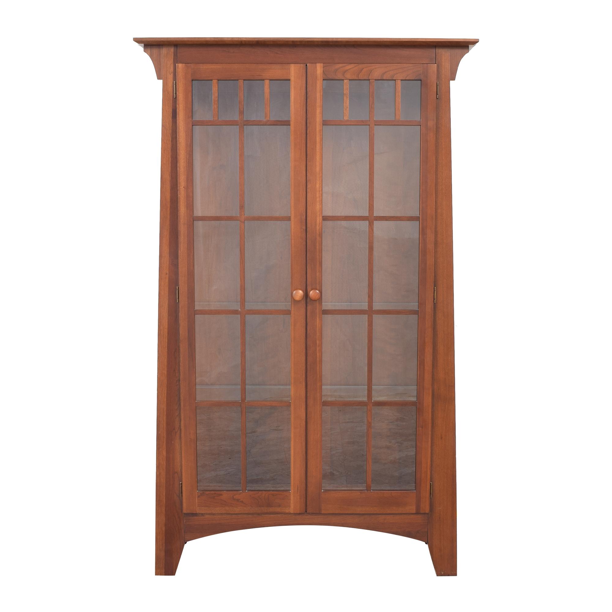 Ethan Allen American Impressions Curio Cabinet / Storage