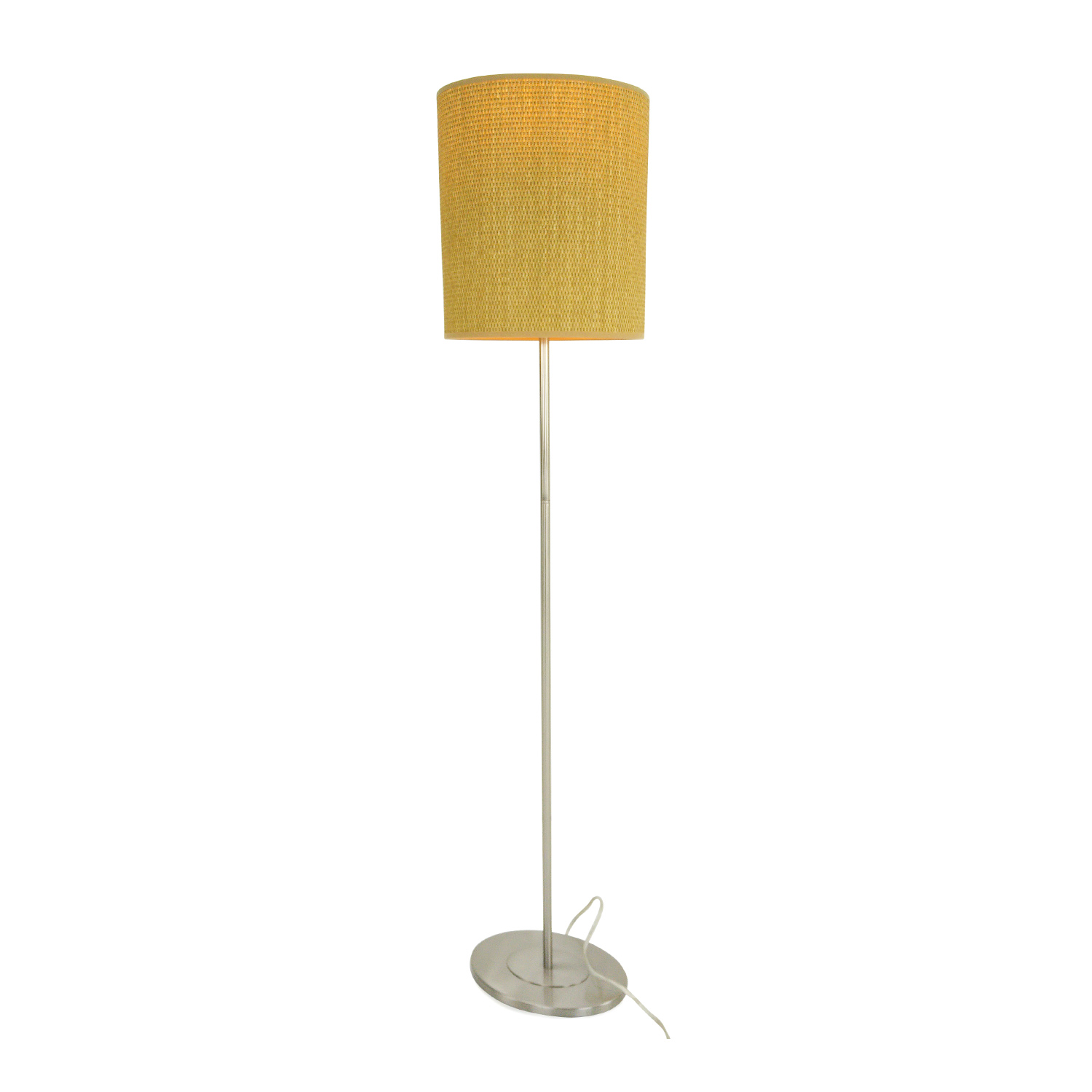 Unknown Brand Tan Floor Lamp used