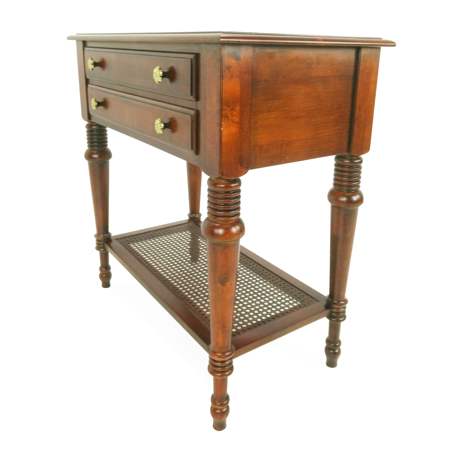 81 Off Ethan Allen Ethan Allen Side Table Tables