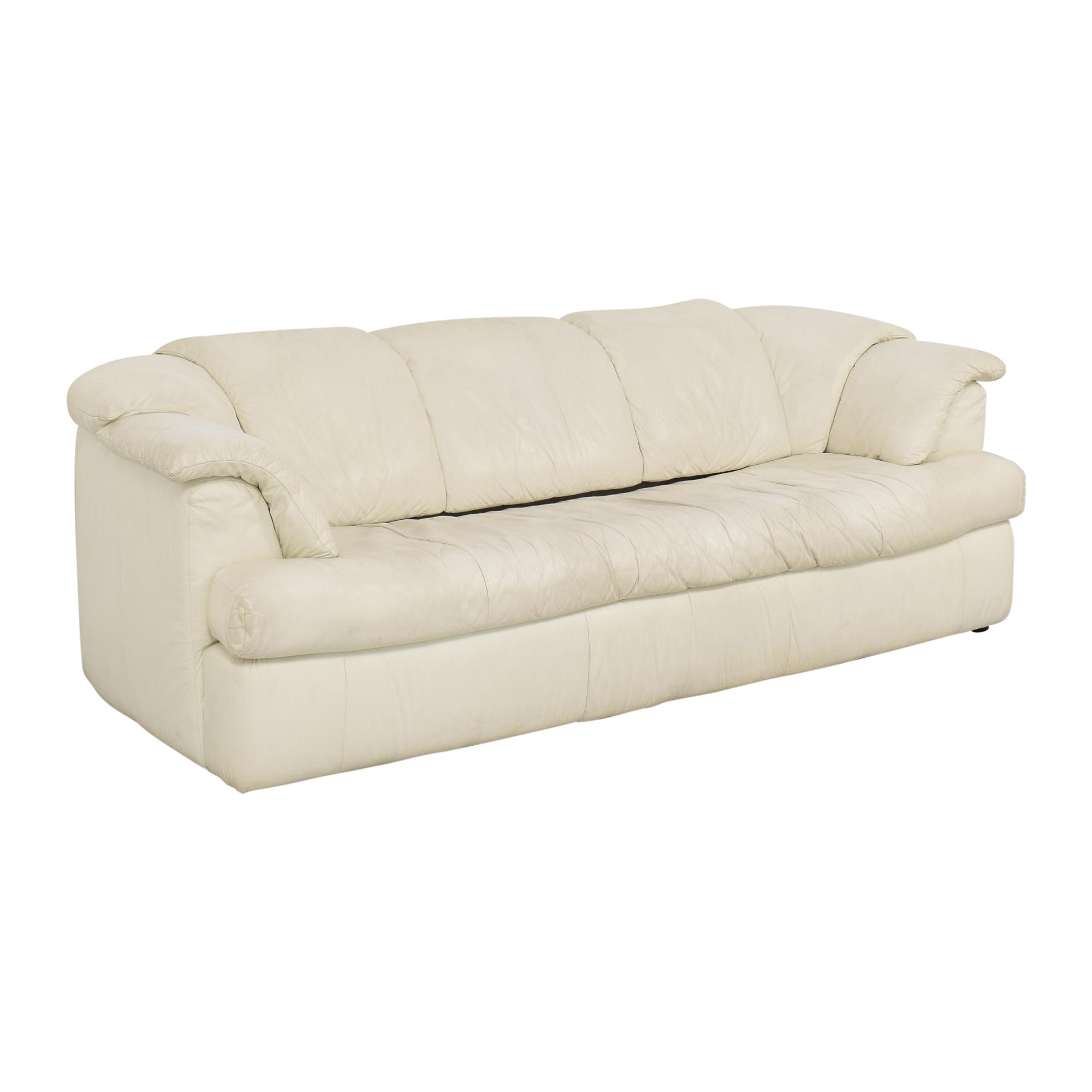 Natuzzi Natuzzi Queen Sofa Bed discount