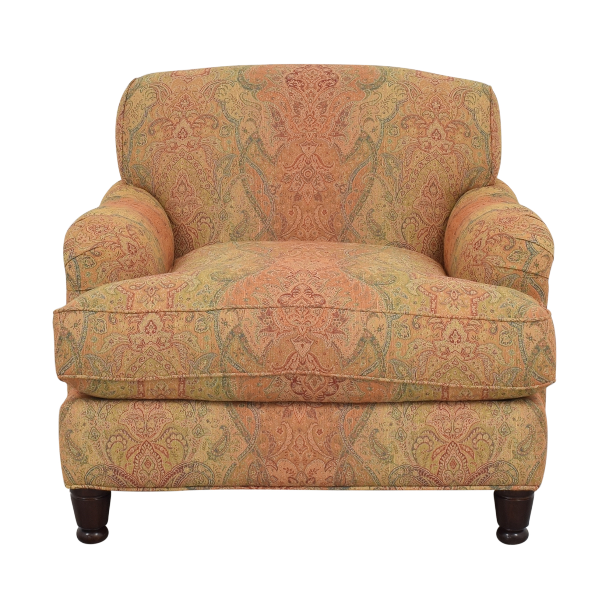 shop Macy's Paisley Accent Chair Macy's Accent Chairs