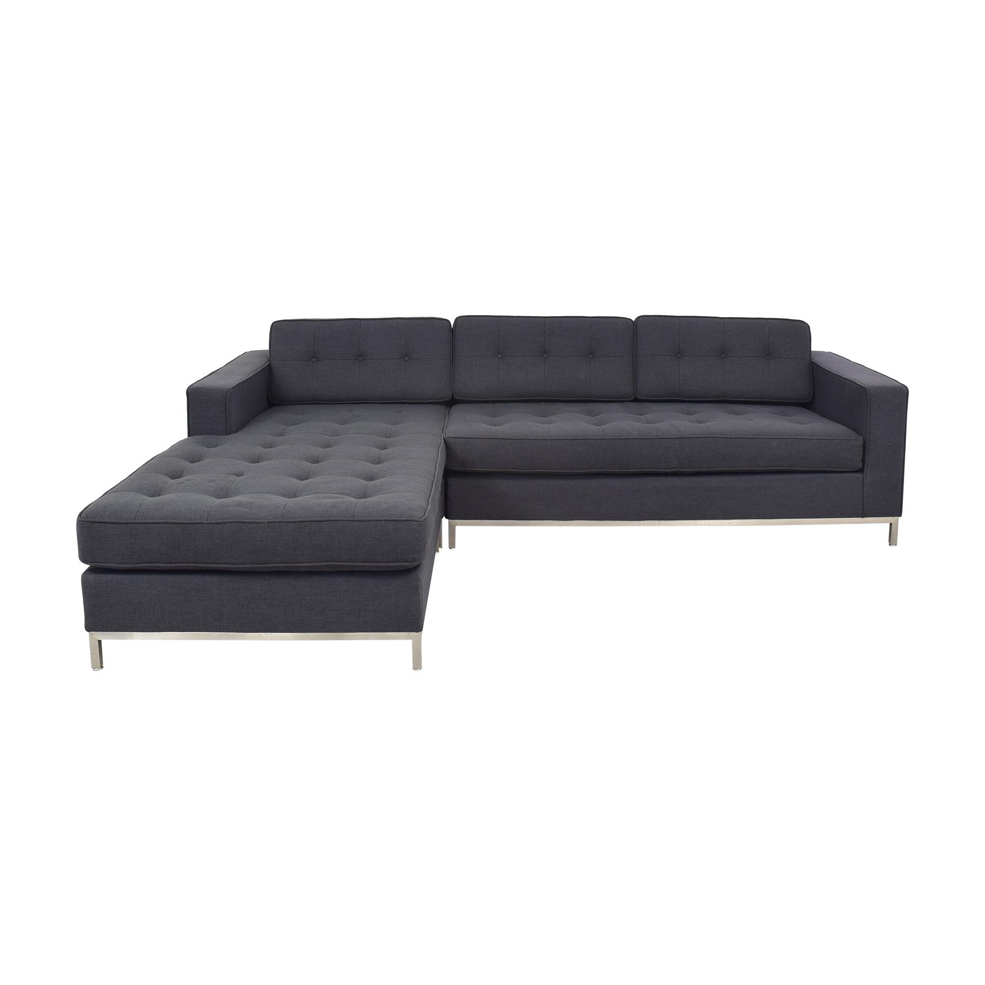 Gus Modern Gus Modern Jane Bi-Sectional Sofa on sale