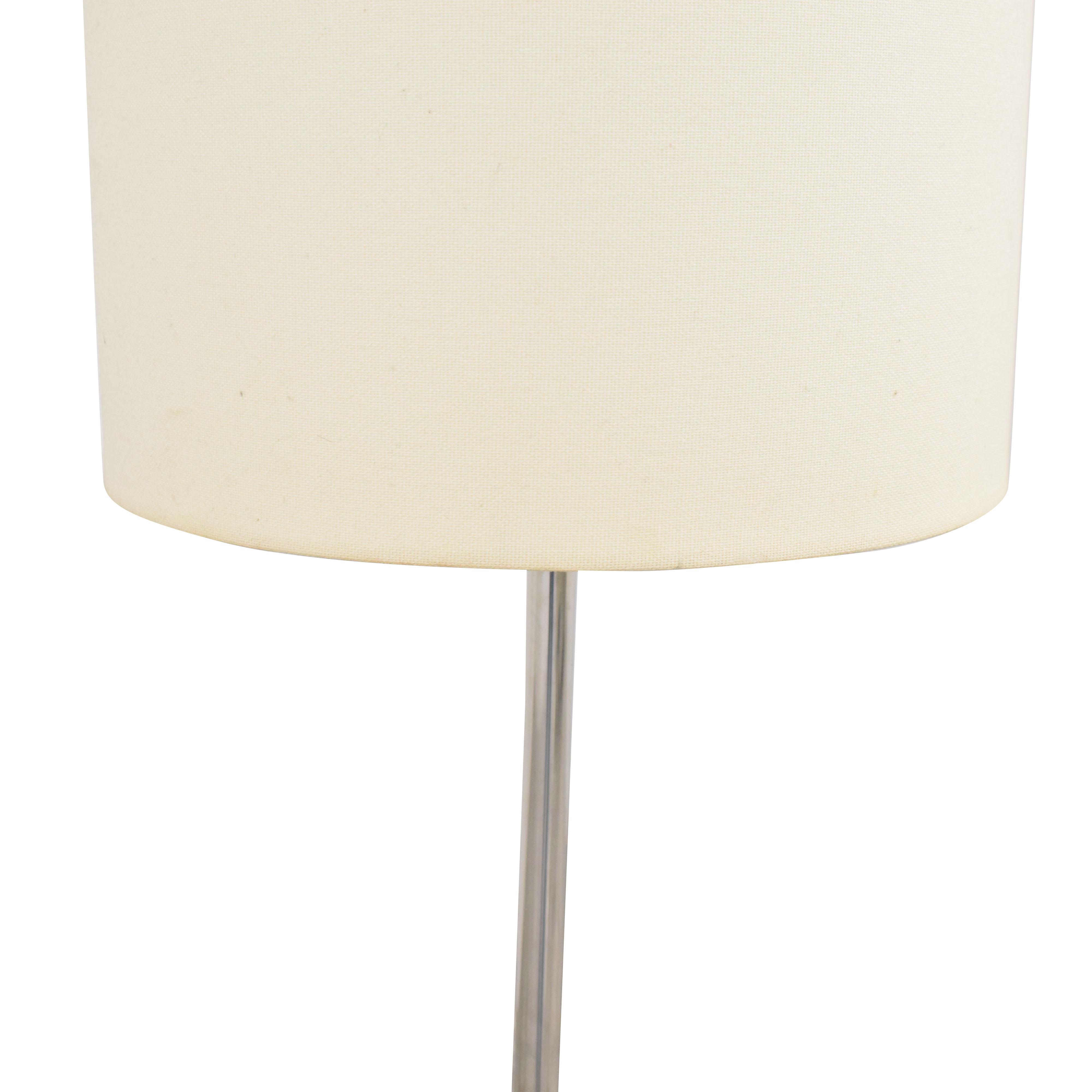 shop Crate & Barrel Tribeca Floor Lamp Crate & Barrel Decor