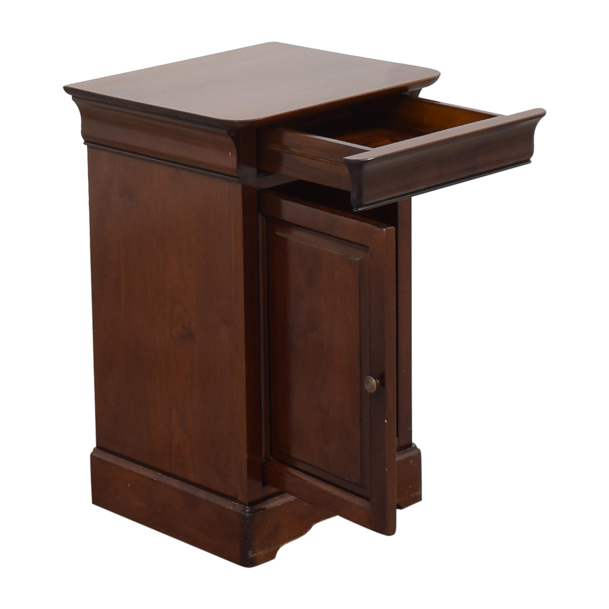 buy Grange Grange Louis Philippe Style Cherry Nightstand online