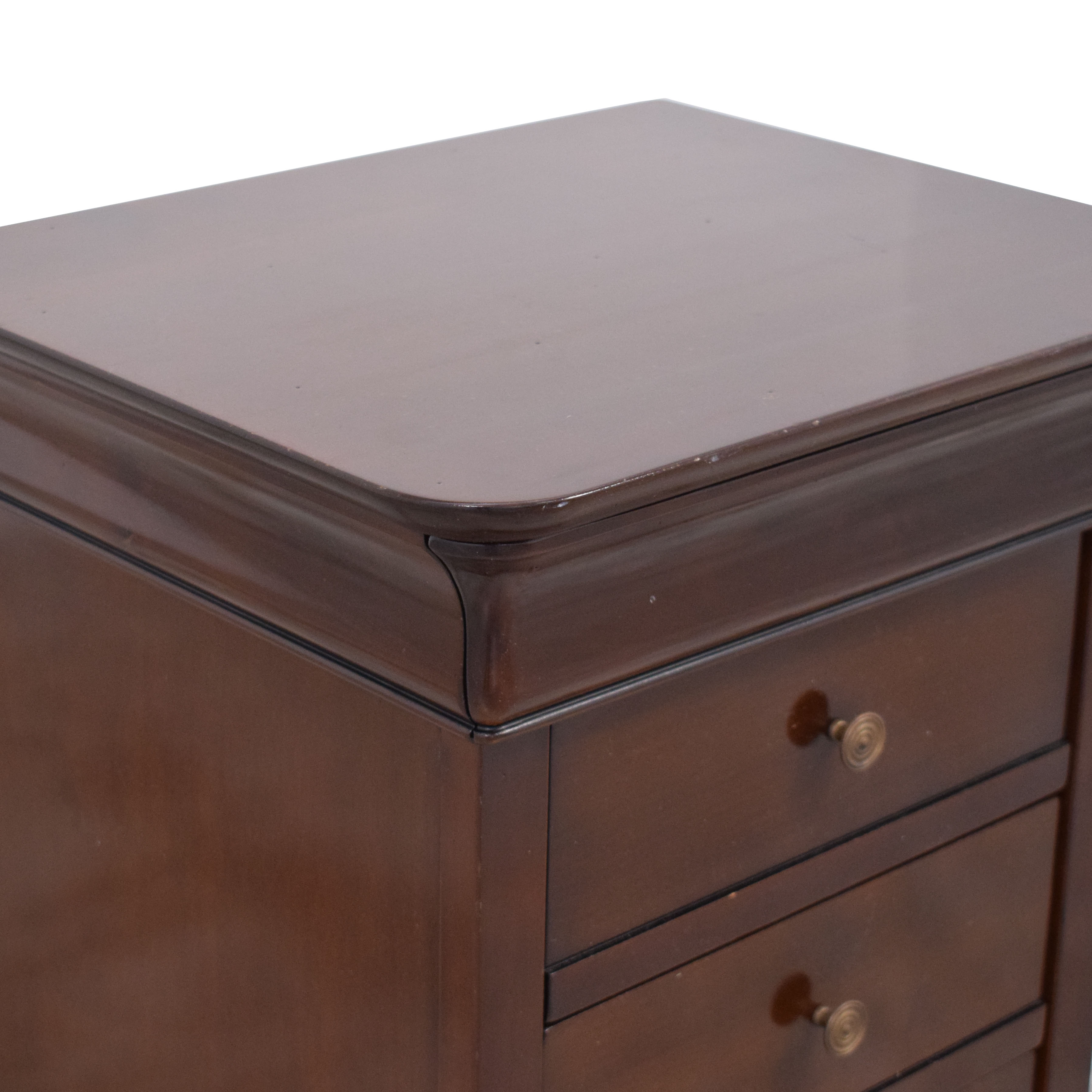 Grange Grange Louis Philippe Style Cherry Nightstand coupon