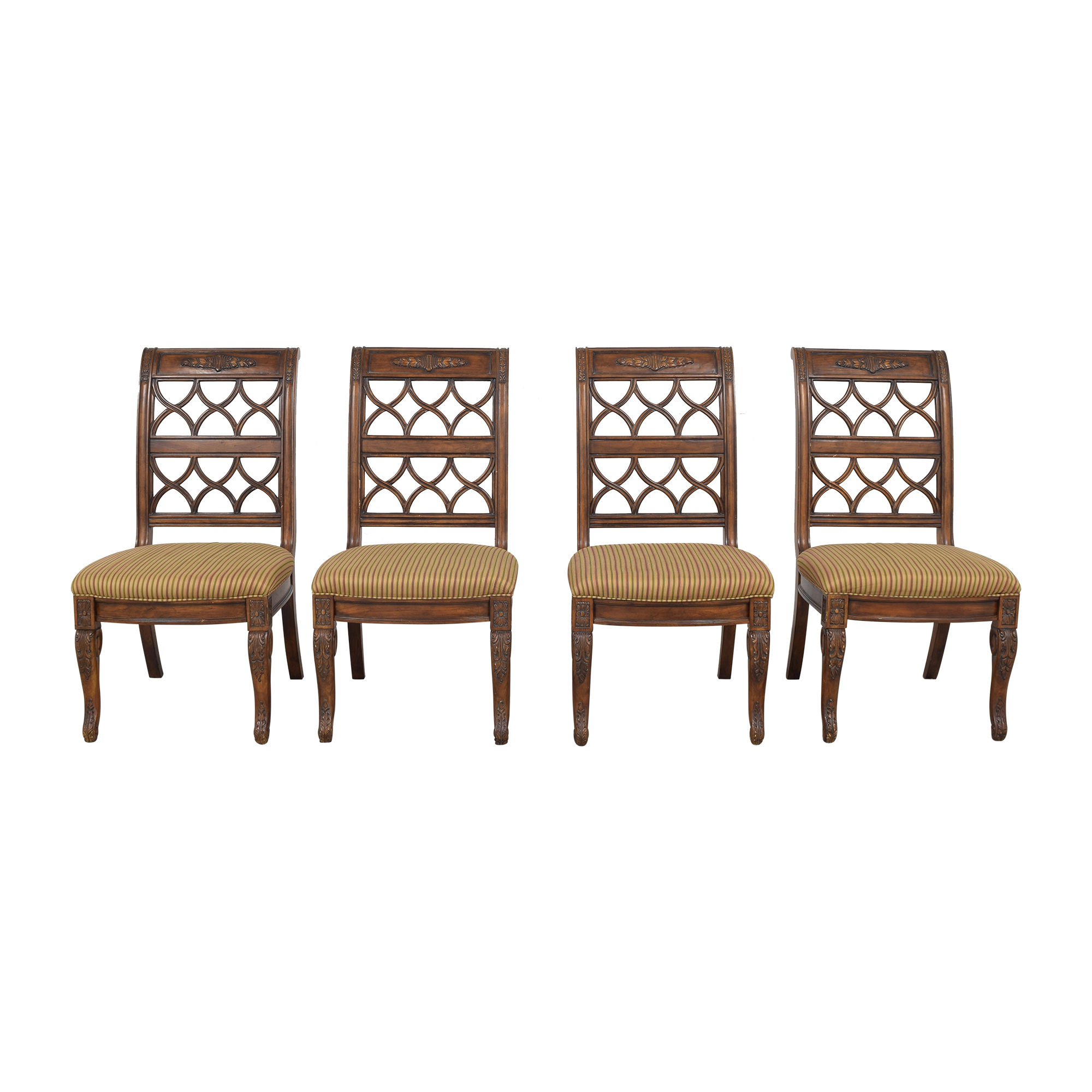 Drexel Heritage Drexel Heritage Dining Side Chairs Dining Chairs