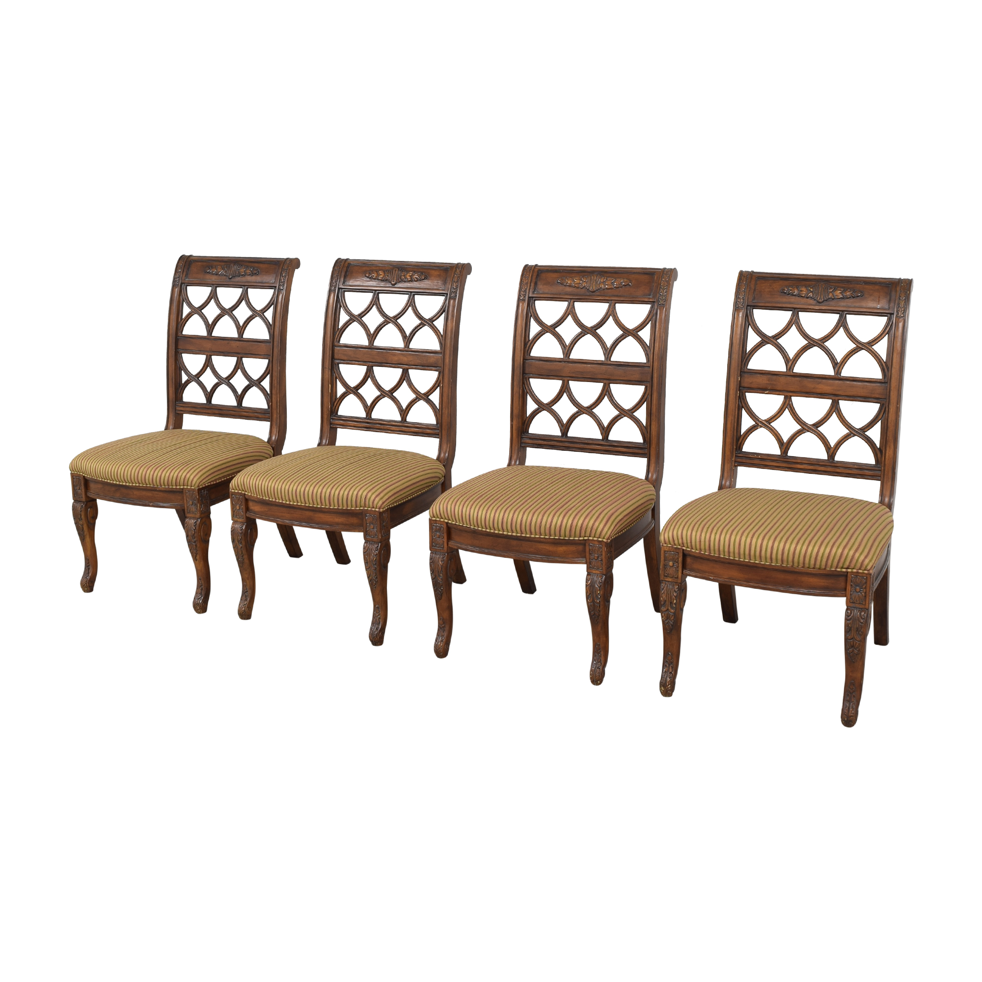 shop Drexel Heritage Dining Side Chairs Drexel Heritage Dining Chairs