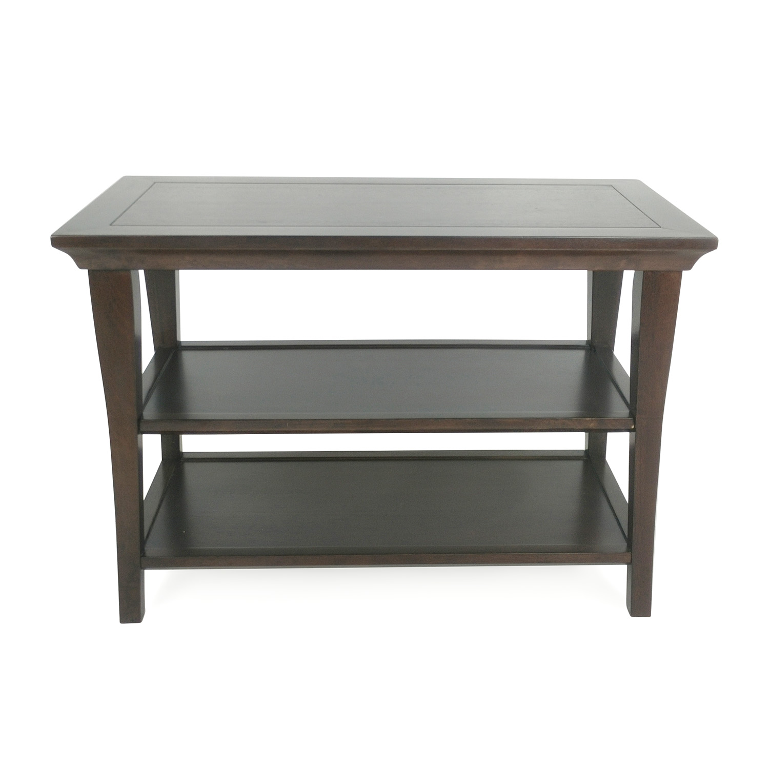Pottery Barn Pottery Barn Table with Shelves coupon