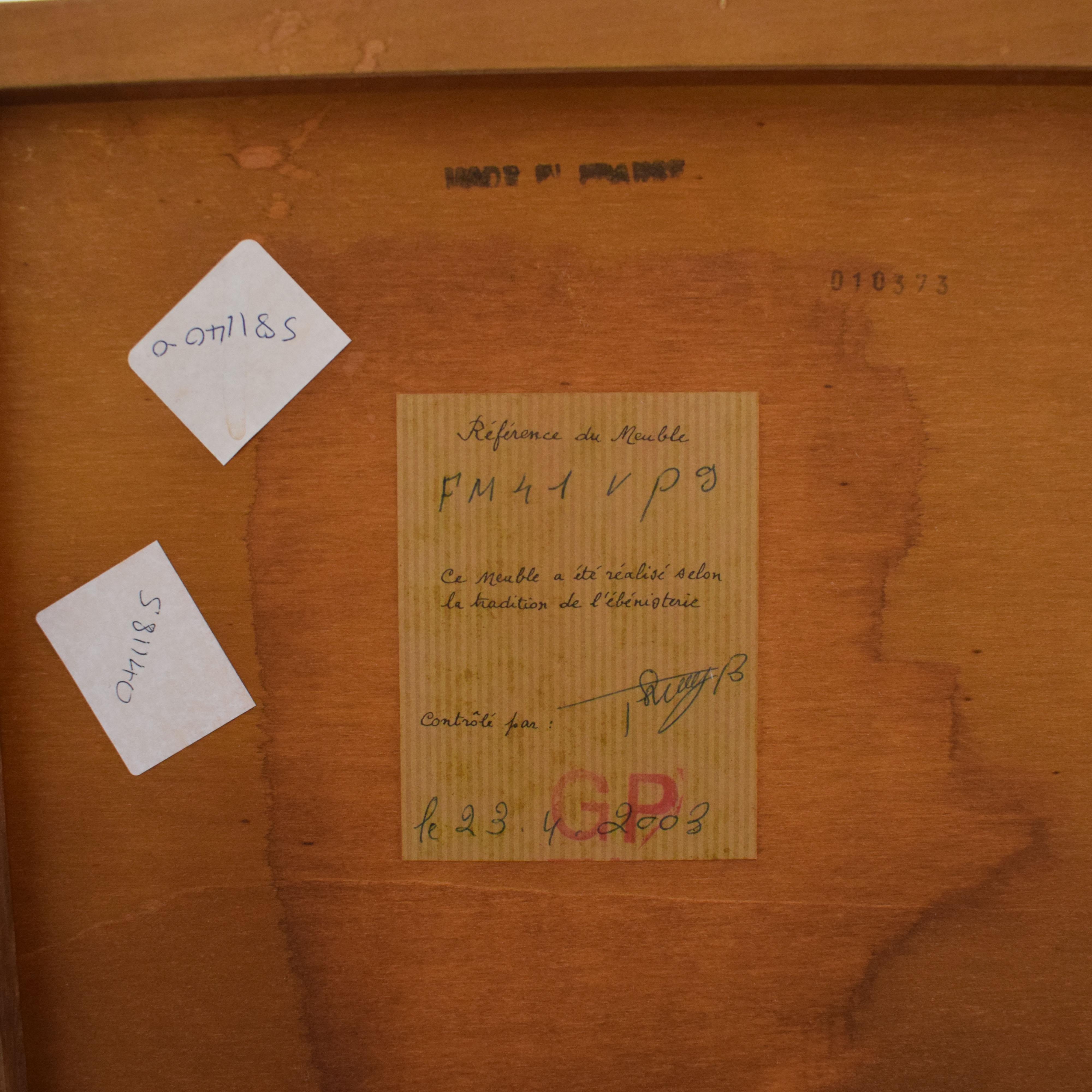 Grange Grange Four Drawer Dresser nj